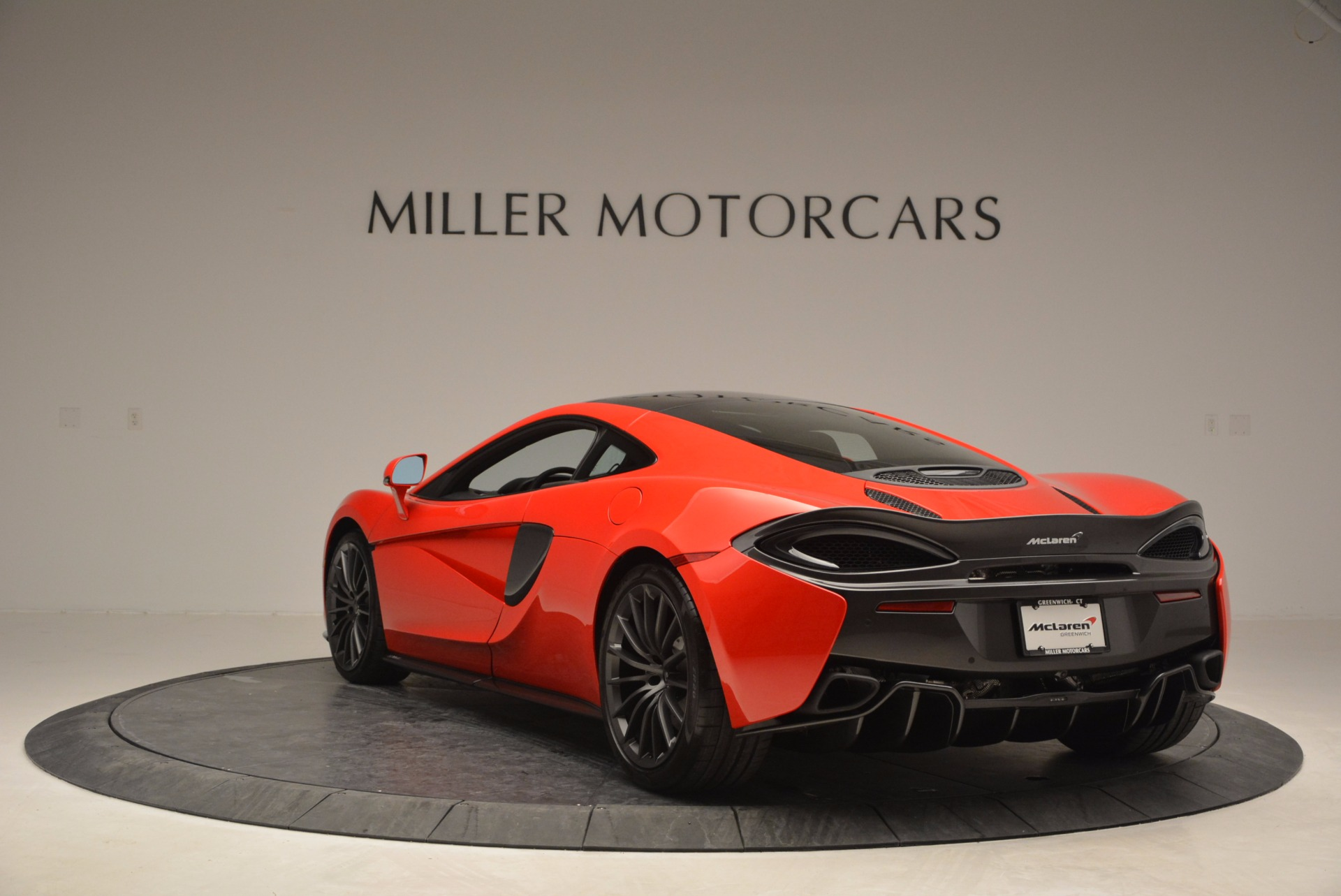 Used 2017 McLaren 570GT Coupe For Sale In Greenwich, CT 907_p5