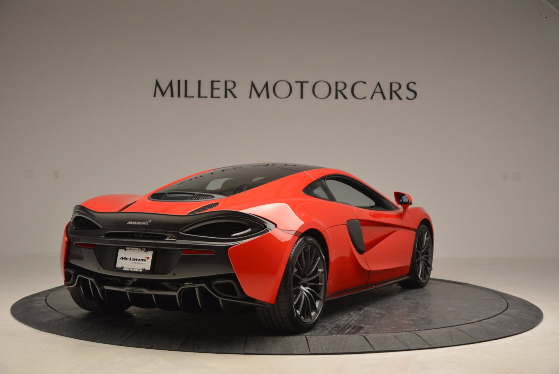 Used 2017 McLaren 570GT Coupe For Sale In Greenwich, CT 907_p7