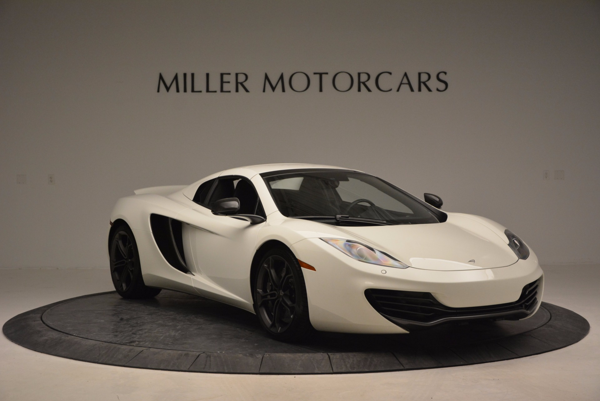 Used 2014 McLaren MP4-12C Spider For Sale In Greenwich, CT 908_p20