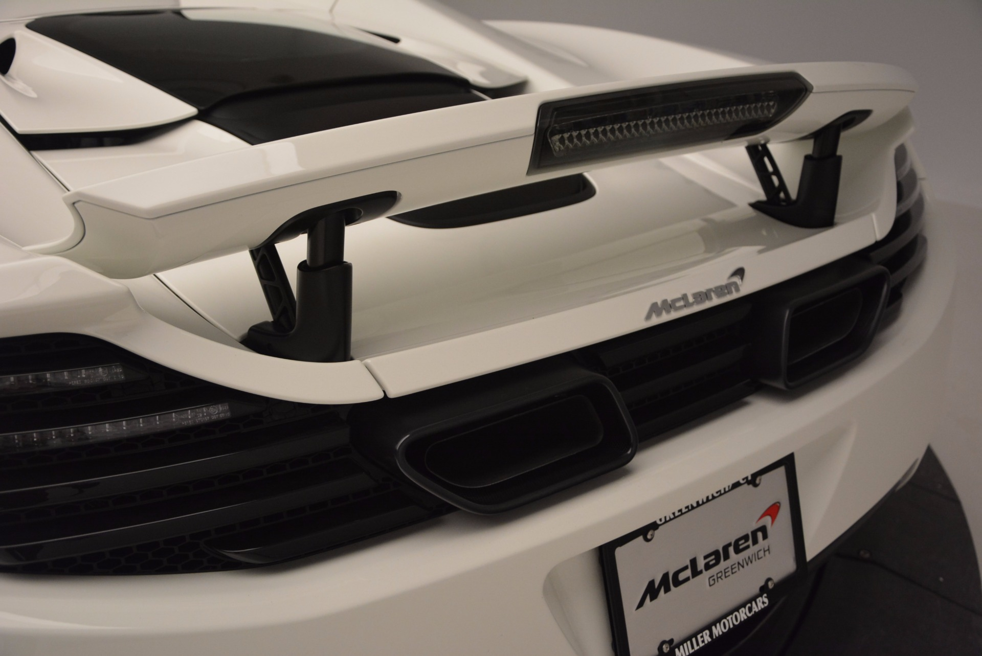 Used 2014 McLaren MP4-12C Spider For Sale In Greenwich, CT 908_p22