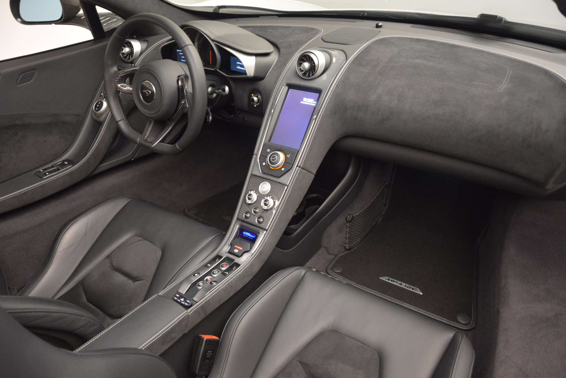 Used 2014 McLaren MP4-12C Spider For Sale In Greenwich, CT 908_p29
