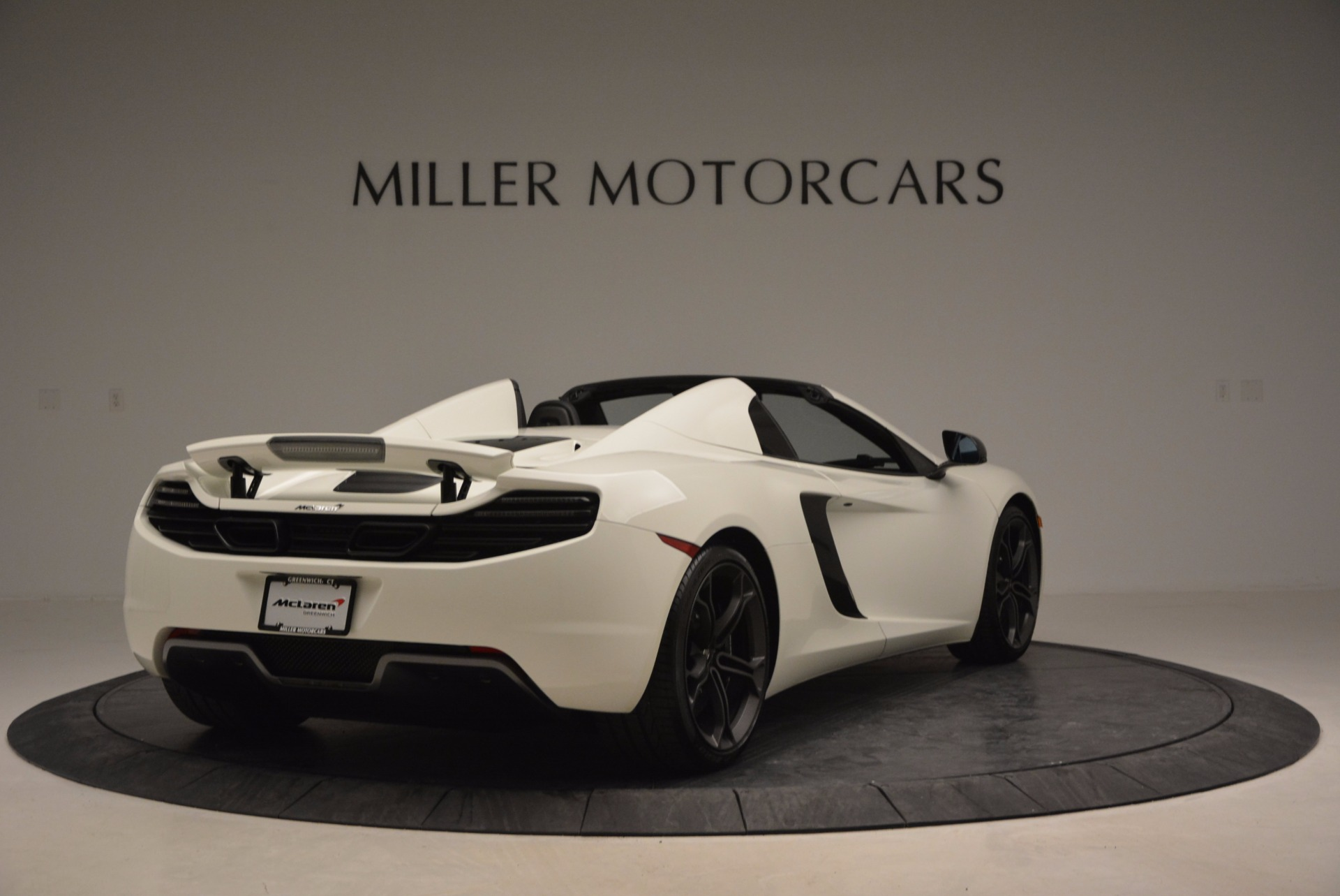 Used 2014 McLaren MP4-12C Spider For Sale In Greenwich, CT 908_p7
