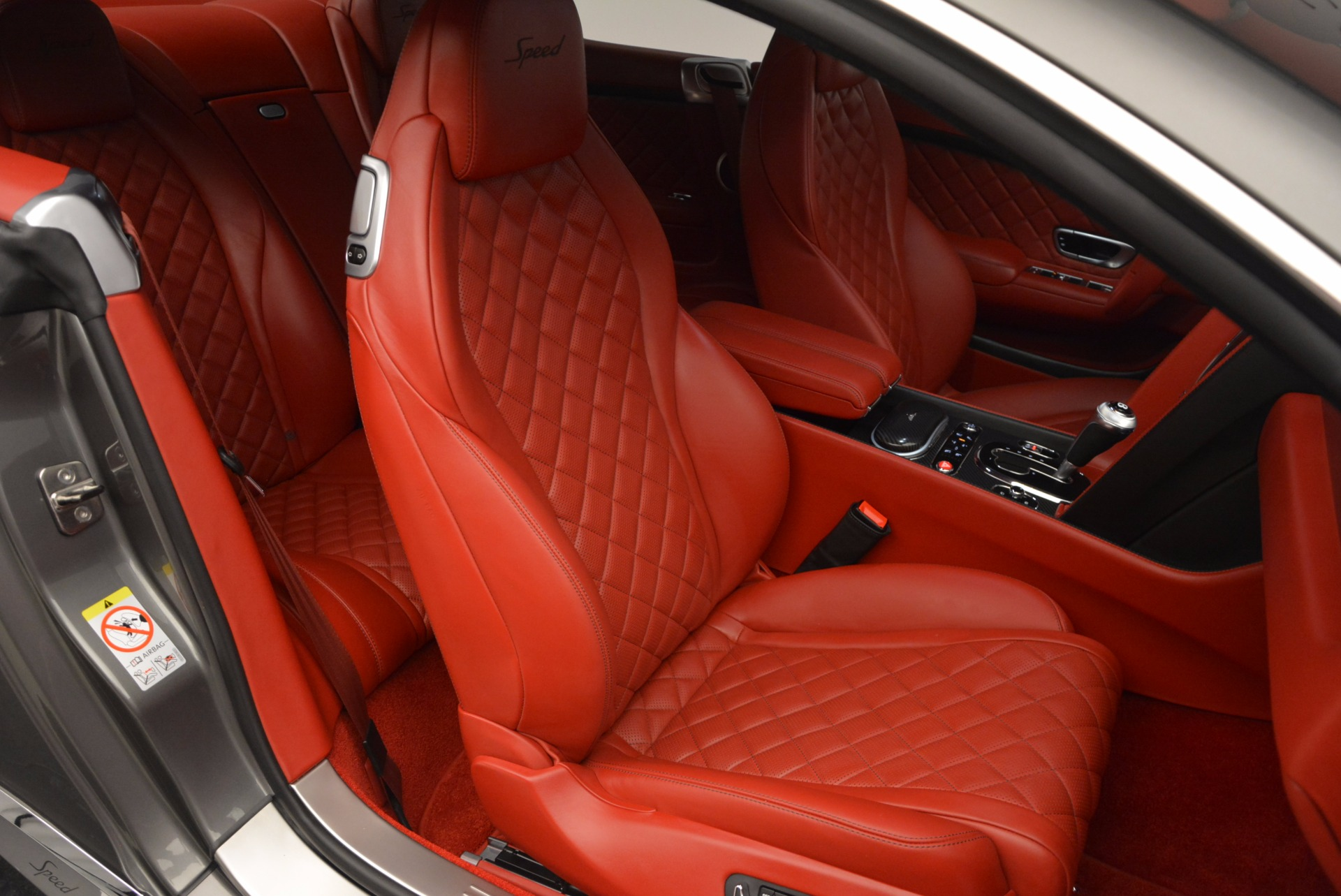 Used 2016 Bentley Continental GT Speed For Sale In Greenwich, CT 910_p37