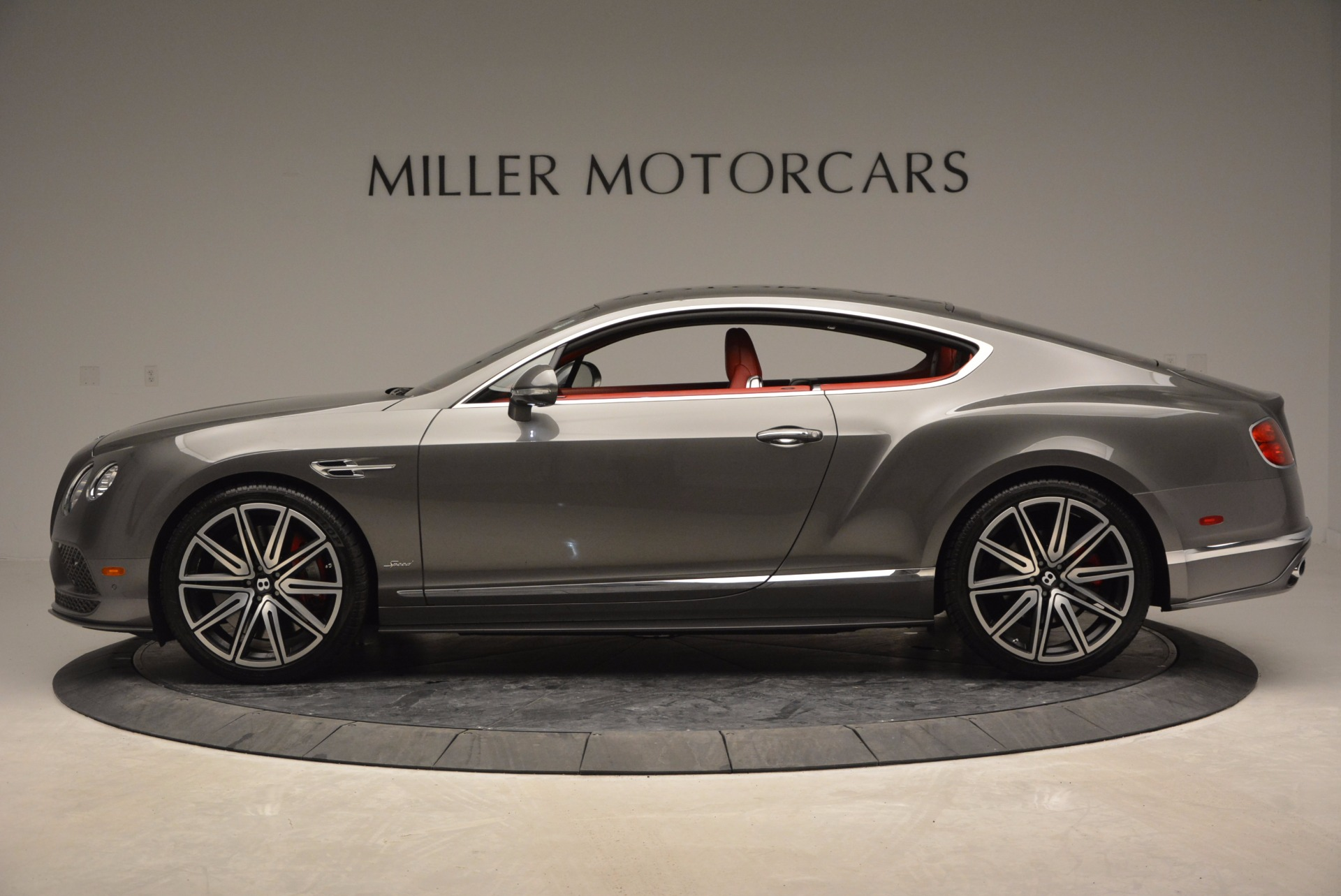 Used 2016 Bentley Continental GT Speed For Sale In Greenwich, CT 910_p3