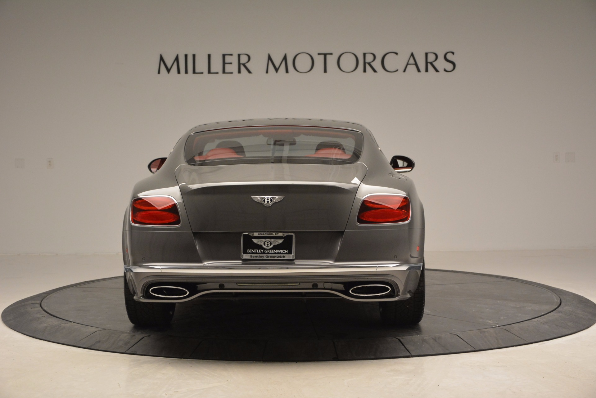 Used 2016 Bentley Continental GT Speed For Sale In Greenwich, CT 910_p6