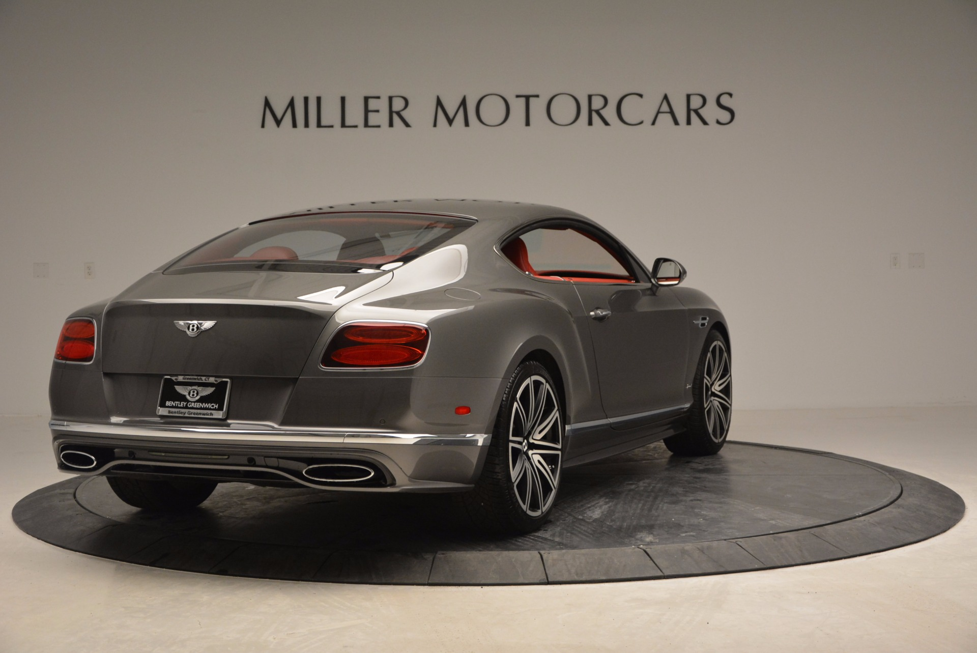 Used 2016 Bentley Continental GT Speed For Sale In Greenwich, CT 910_p7