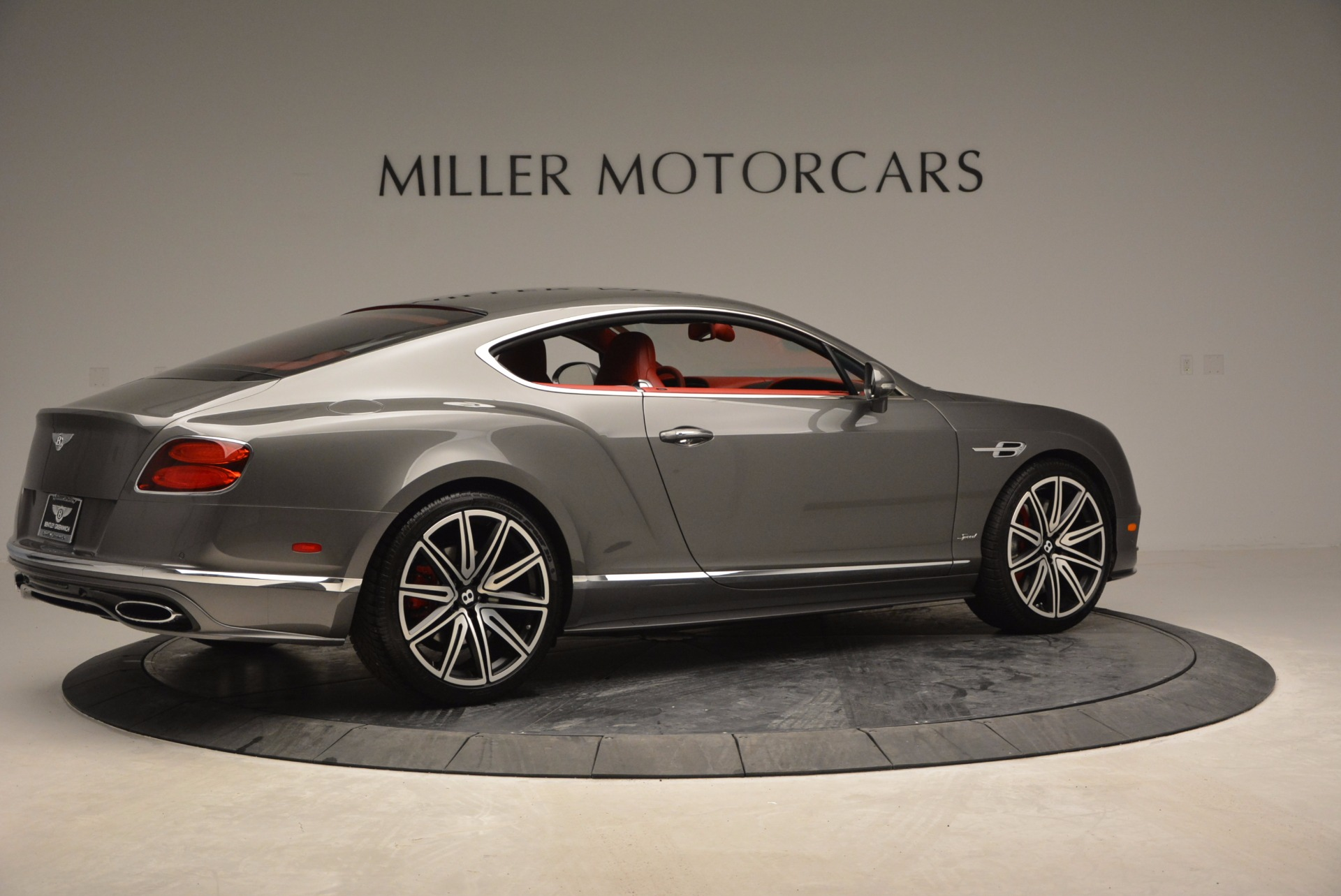 Used 2016 Bentley Continental GT Speed For Sale In Greenwich, CT 910_p8