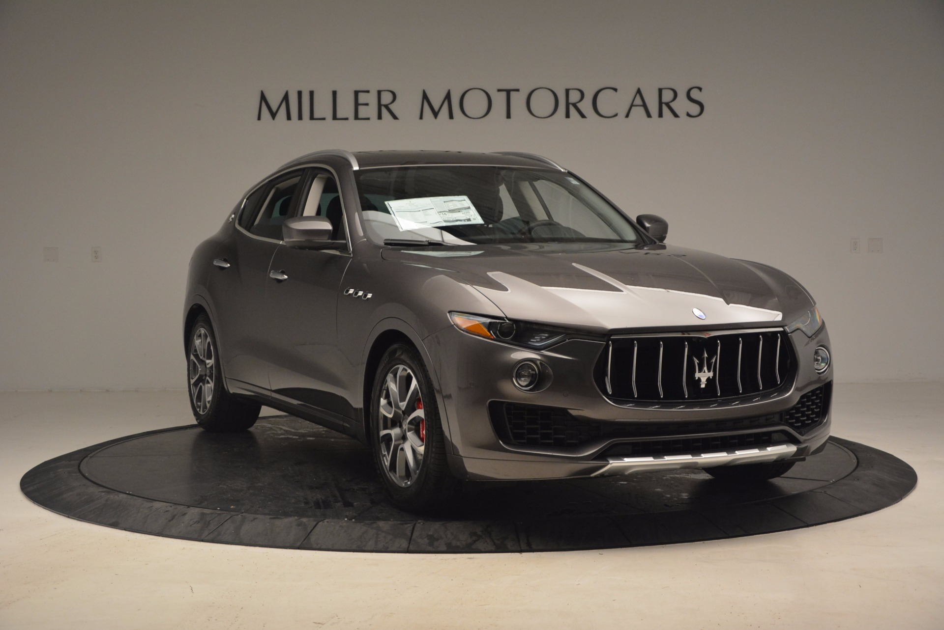 New 2017 Maserati Levante S For Sale In Greenwich, CT 913_p11