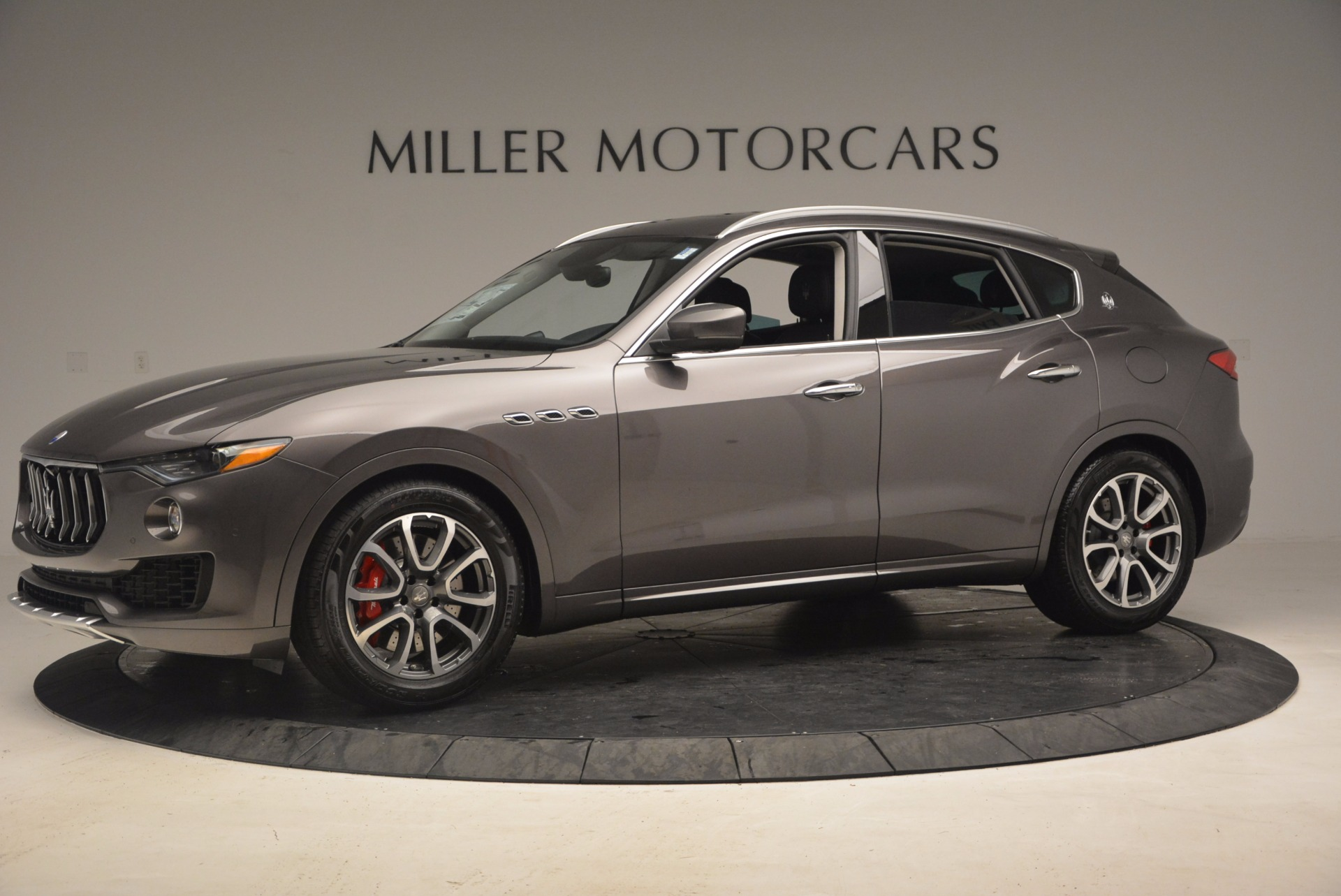 New 2017 Maserati Levante S For Sale In Greenwich, CT 913_p2