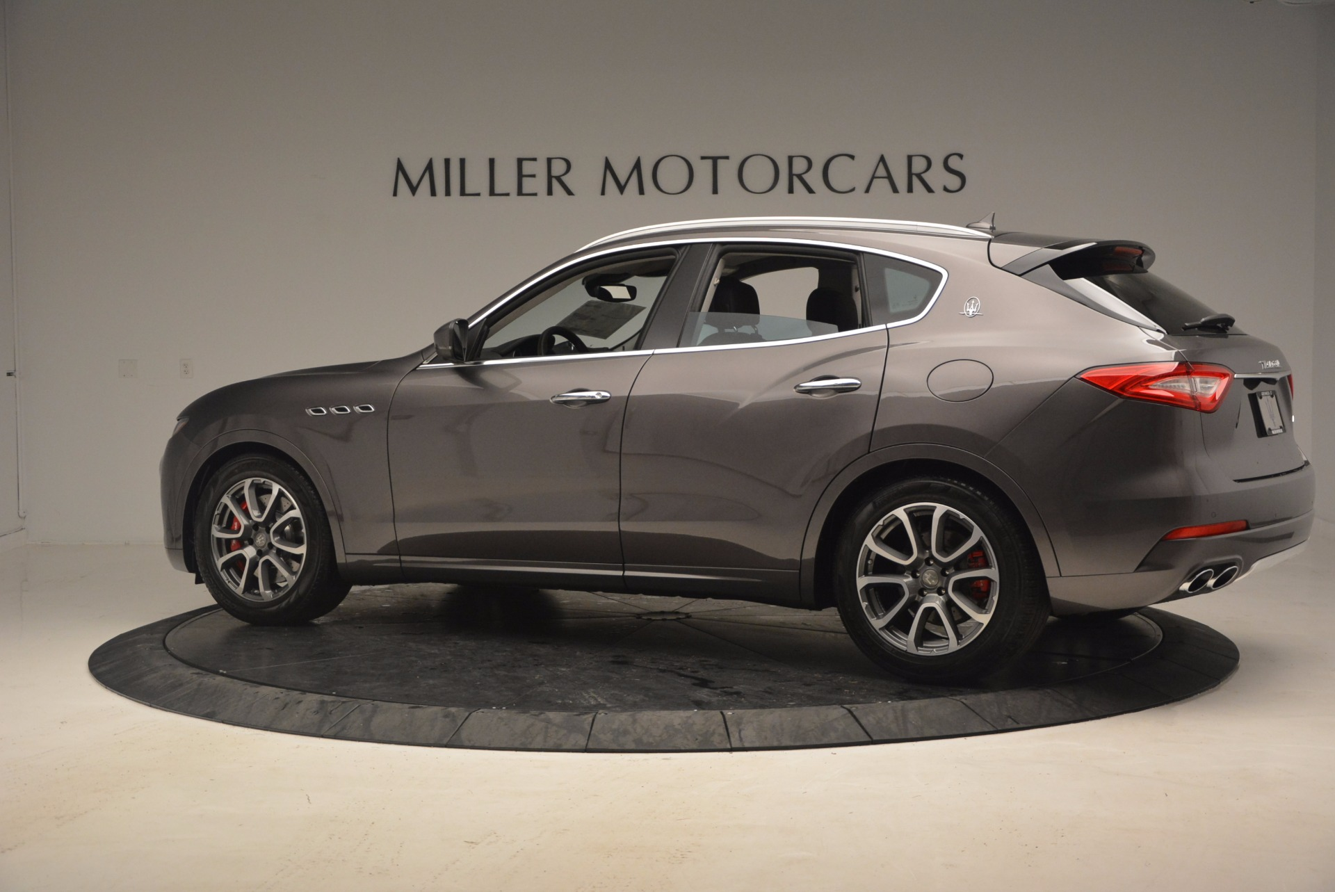 New 2017 Maserati Levante S For Sale In Greenwich, CT 913_p4