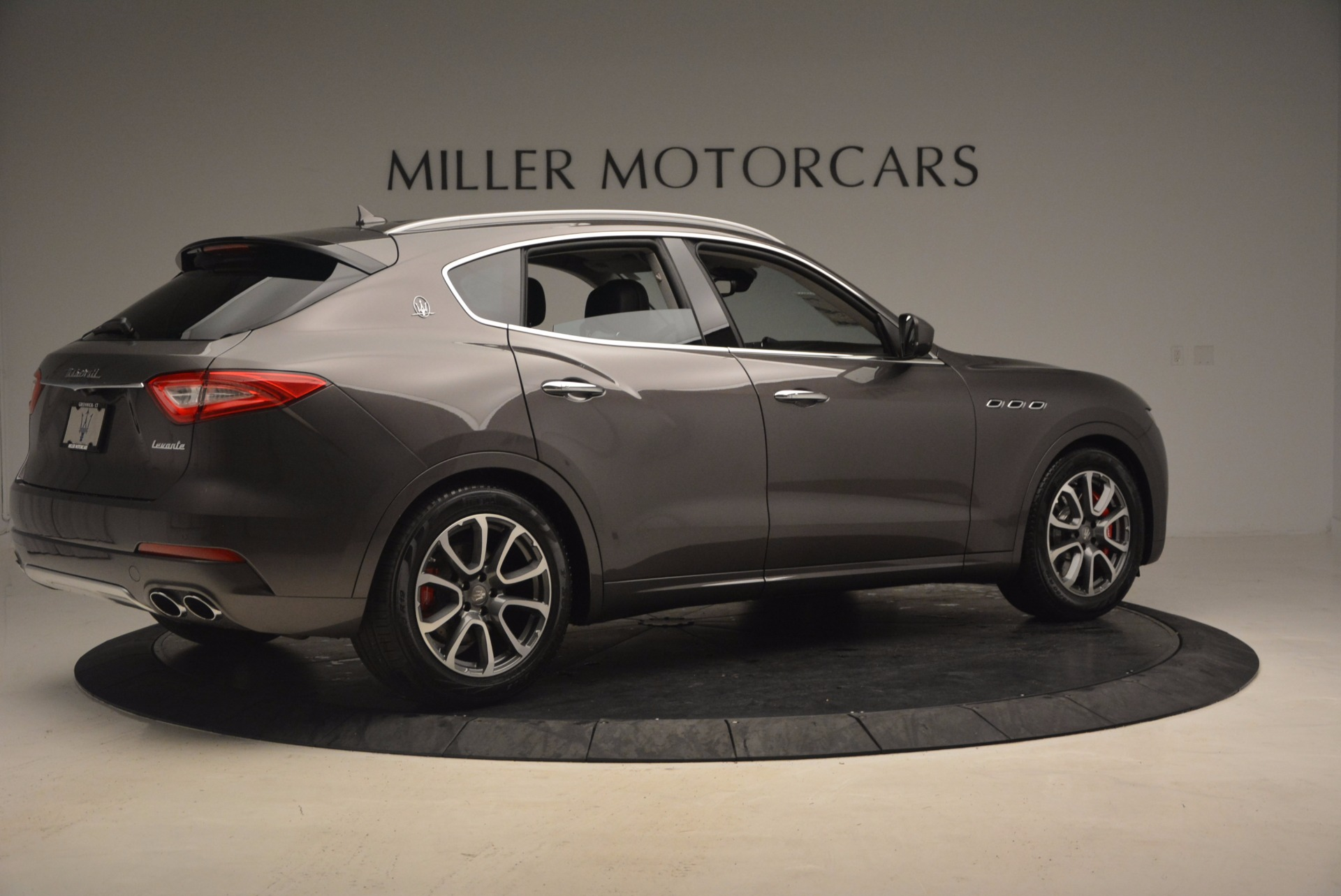 New 2017 Maserati Levante S For Sale In Greenwich, CT 913_p8
