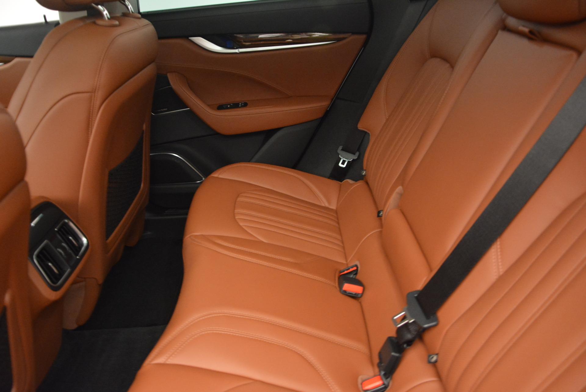 New 2017 Maserati Levante S For Sale In Greenwich, CT 914_p17