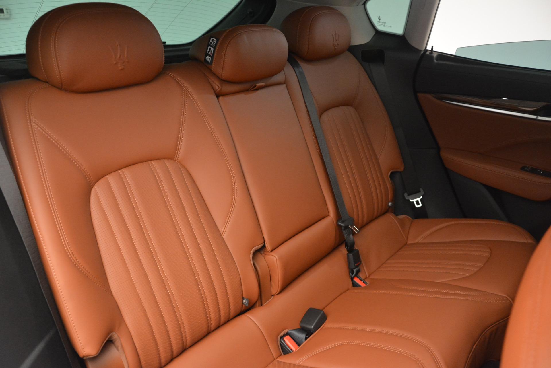 New 2017 Maserati Levante S For Sale In Greenwich, CT 914_p24