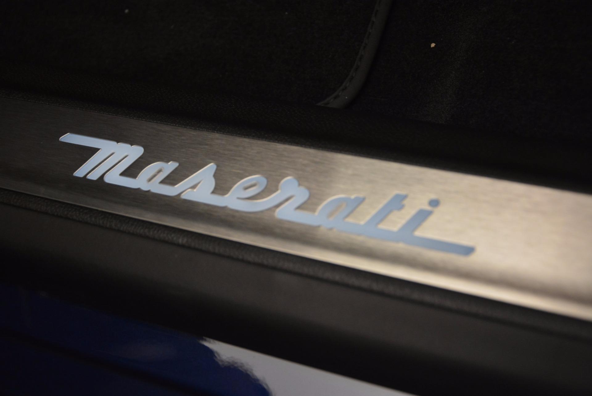 New 2017 Maserati Levante  For Sale In Greenwich, CT 915_p11