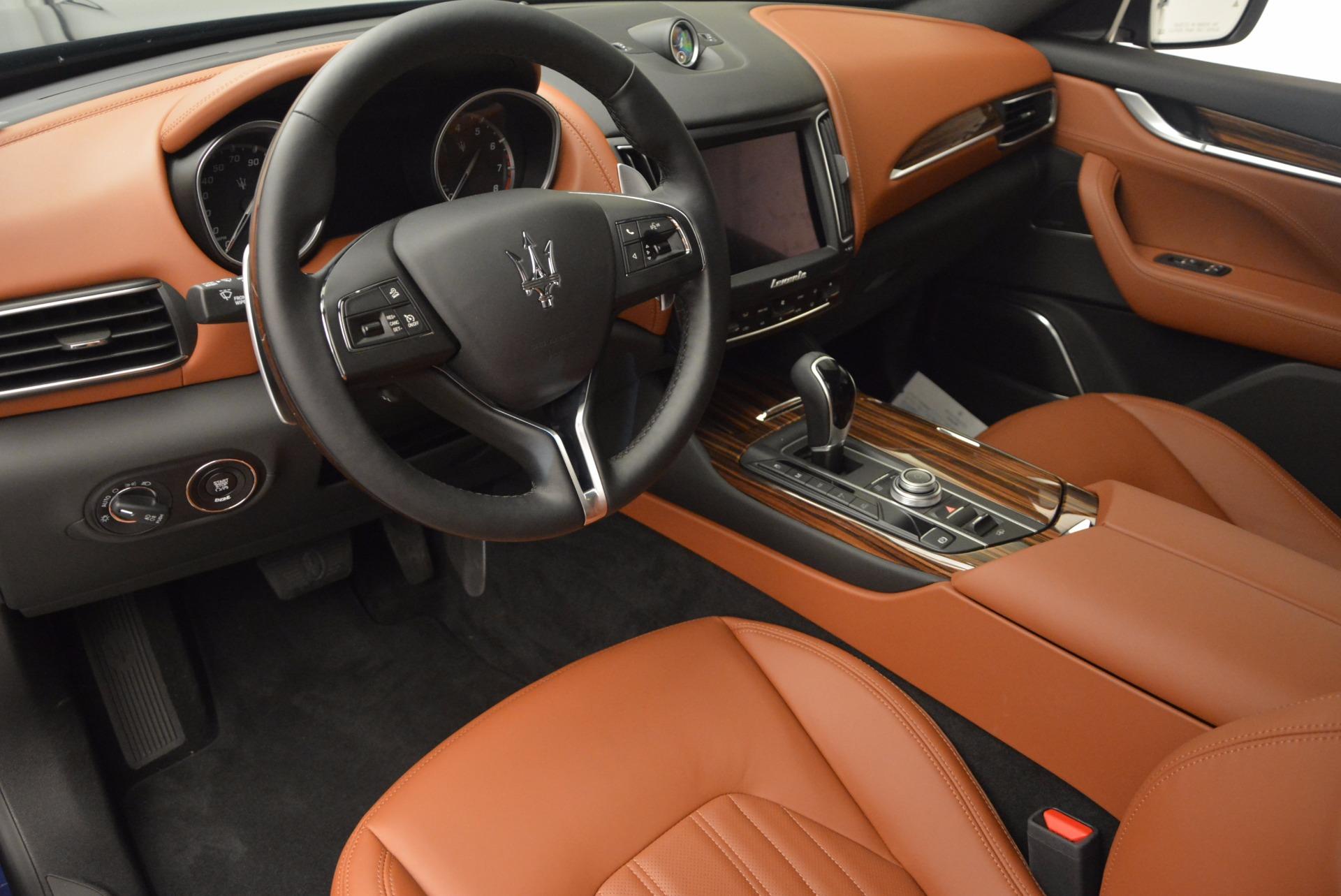New 2017 Maserati Levante  For Sale In Greenwich, CT 915_p12