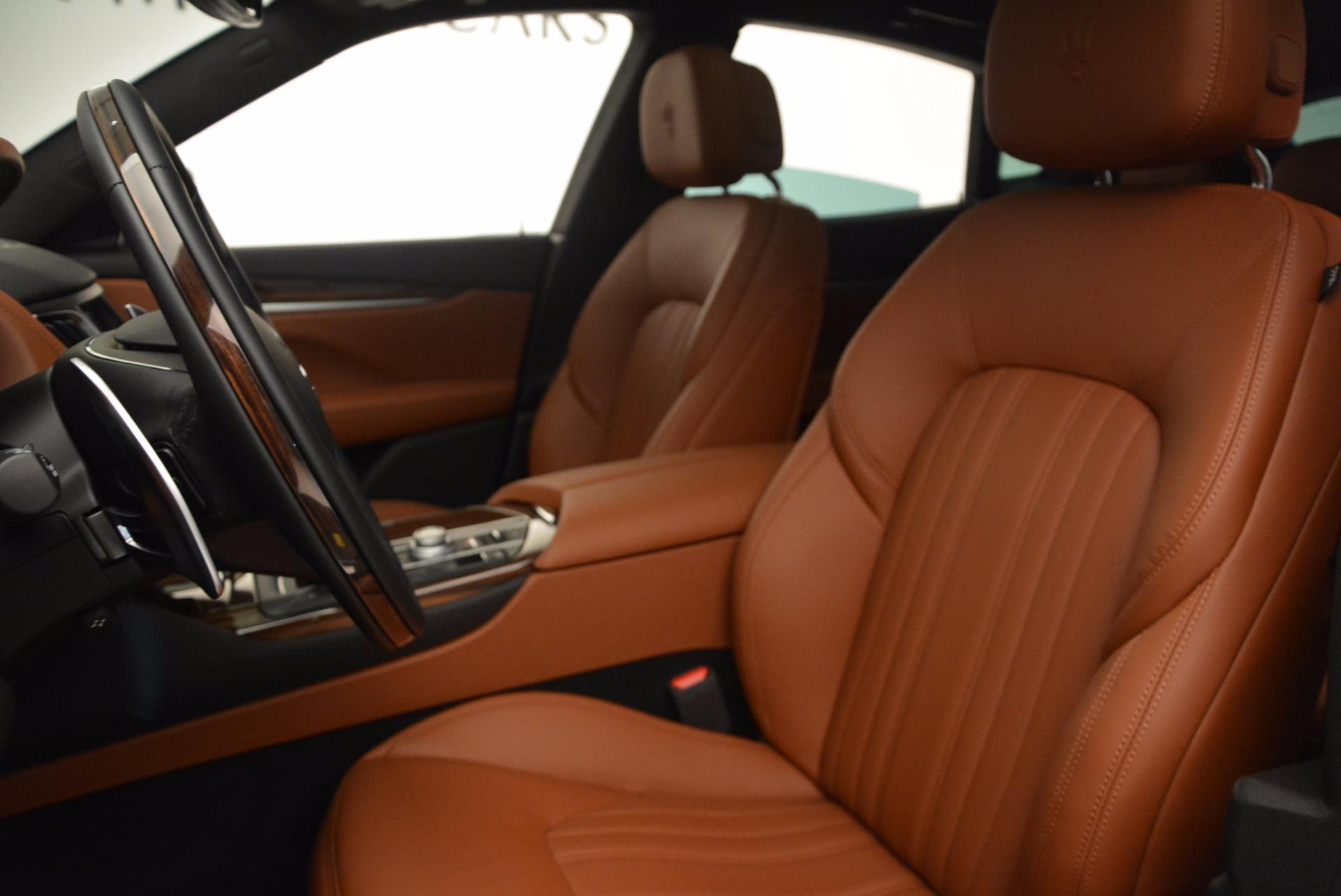 New 2017 Maserati Levante  For Sale In Greenwich, CT 915_p13