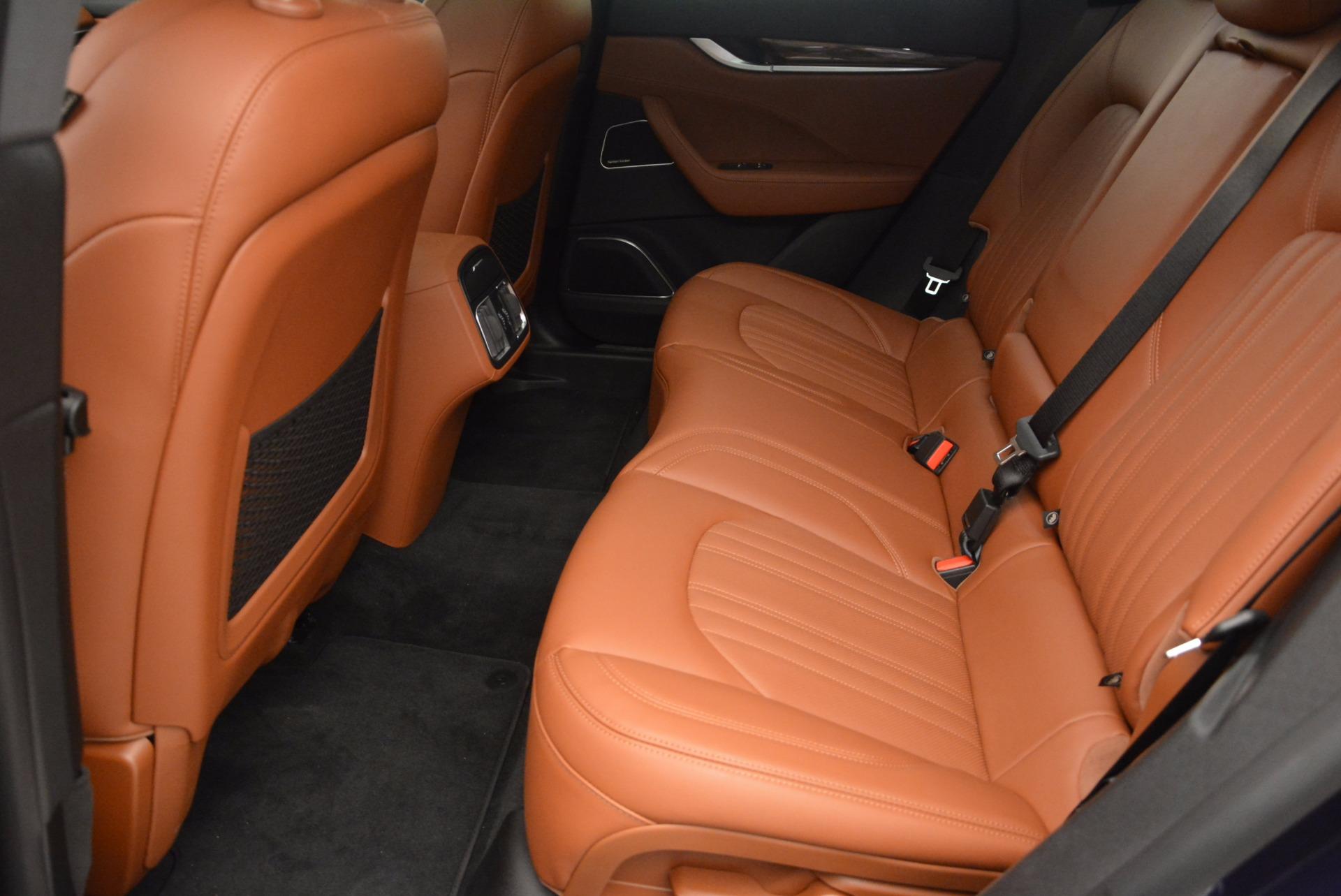 New 2017 Maserati Levante  For Sale In Greenwich, CT 915_p16