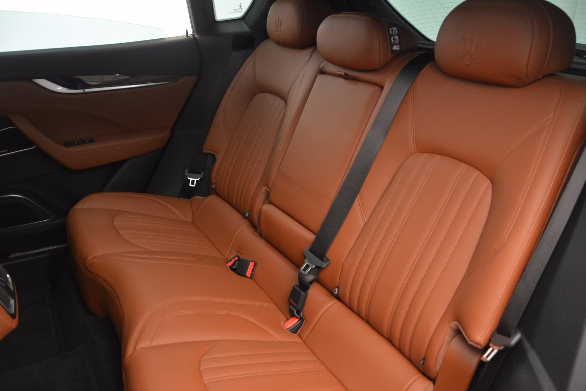 New 2017 Maserati Levante  For Sale In Greenwich, CT 915_p17