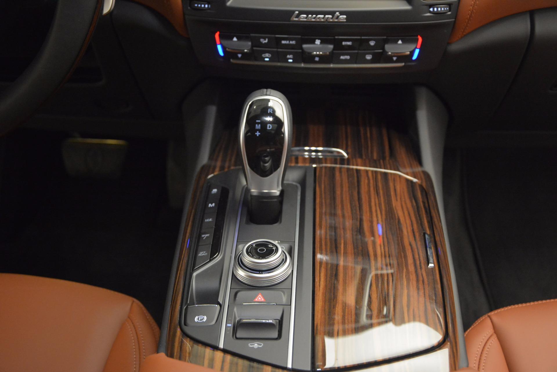 New 2017 Maserati Levante  For Sale In Greenwich, CT 915_p27