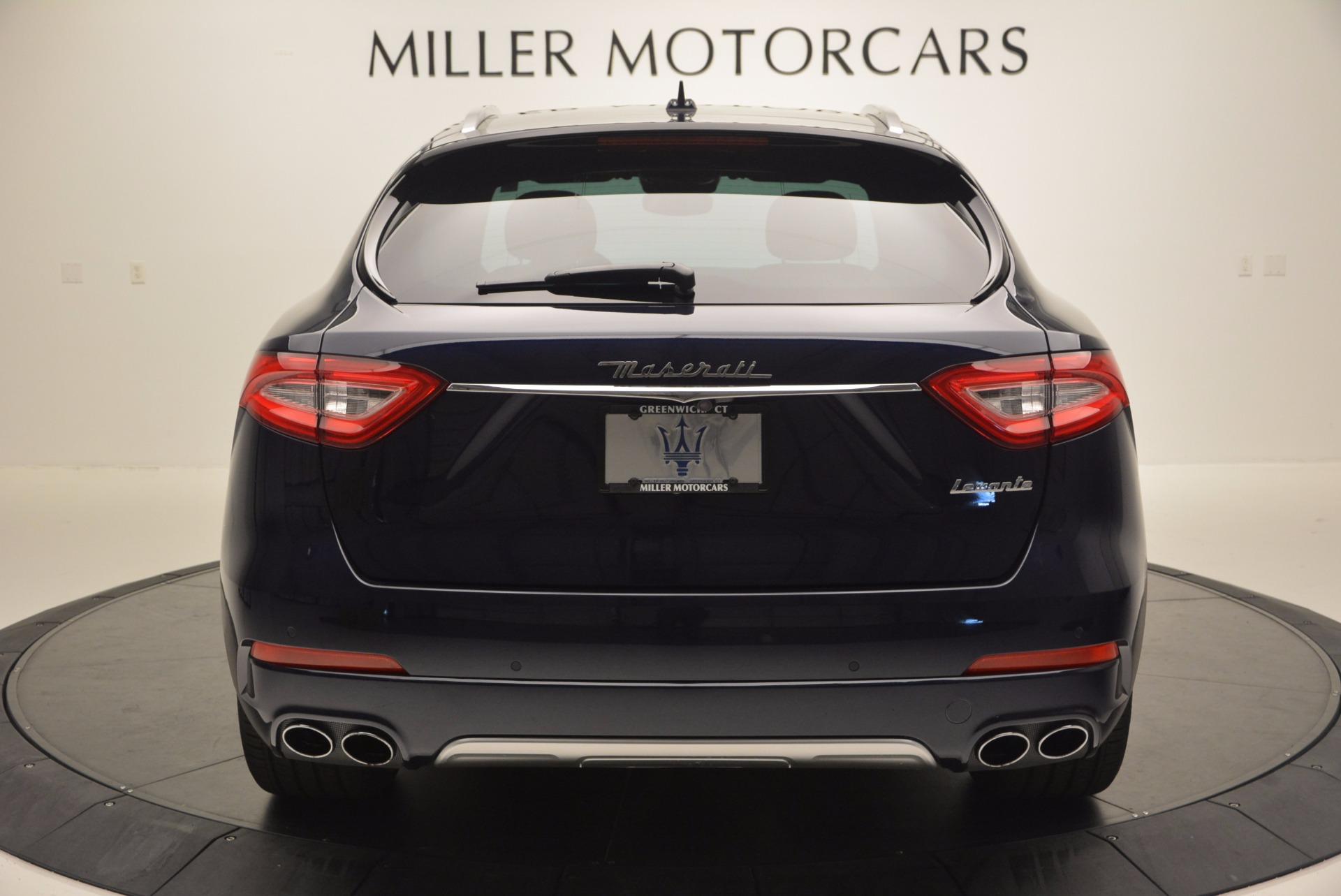 New 2017 Maserati Levante  For Sale In Greenwich, CT 915_p39