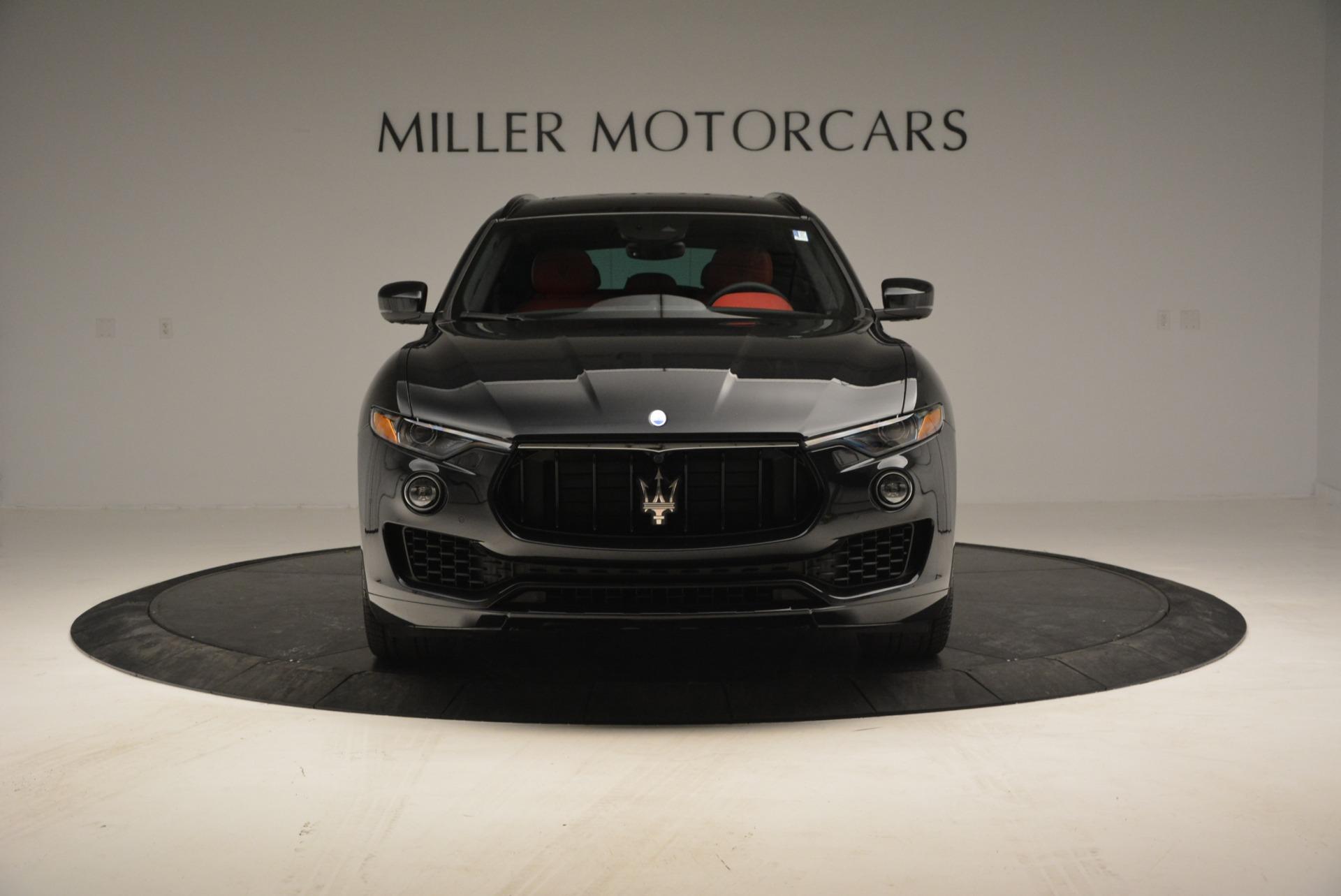 New 2017 Maserati Levante S For Sale In Greenwich, CT 917_p12