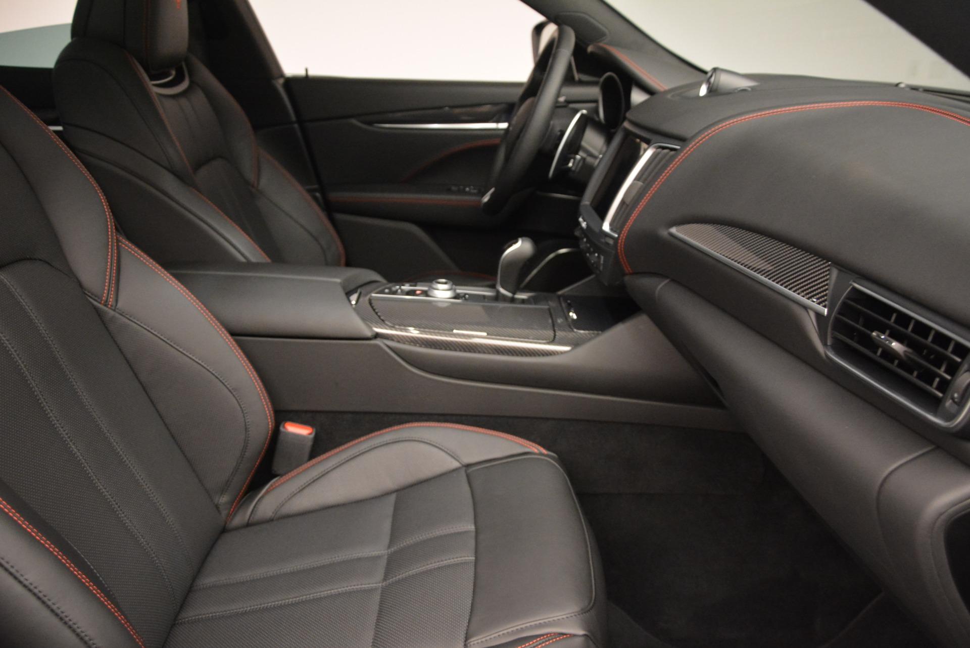 New 2017 Maserati Levante S For Sale In Greenwich, CT 917_p22