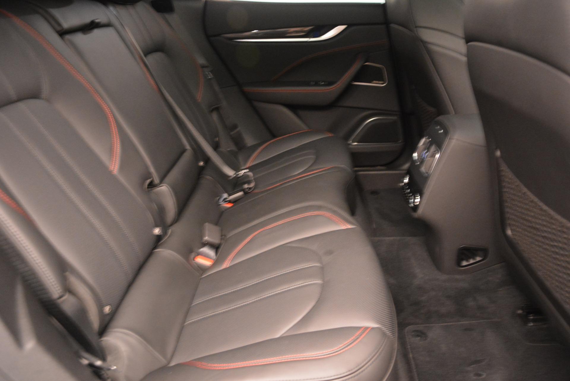 New 2017 Maserati Levante S For Sale In Greenwich, CT 917_p25