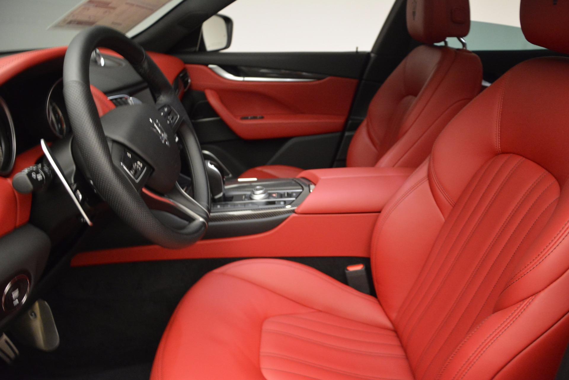 New 2017 Maserati Levante S For Sale In Greenwich, CT 918_p14