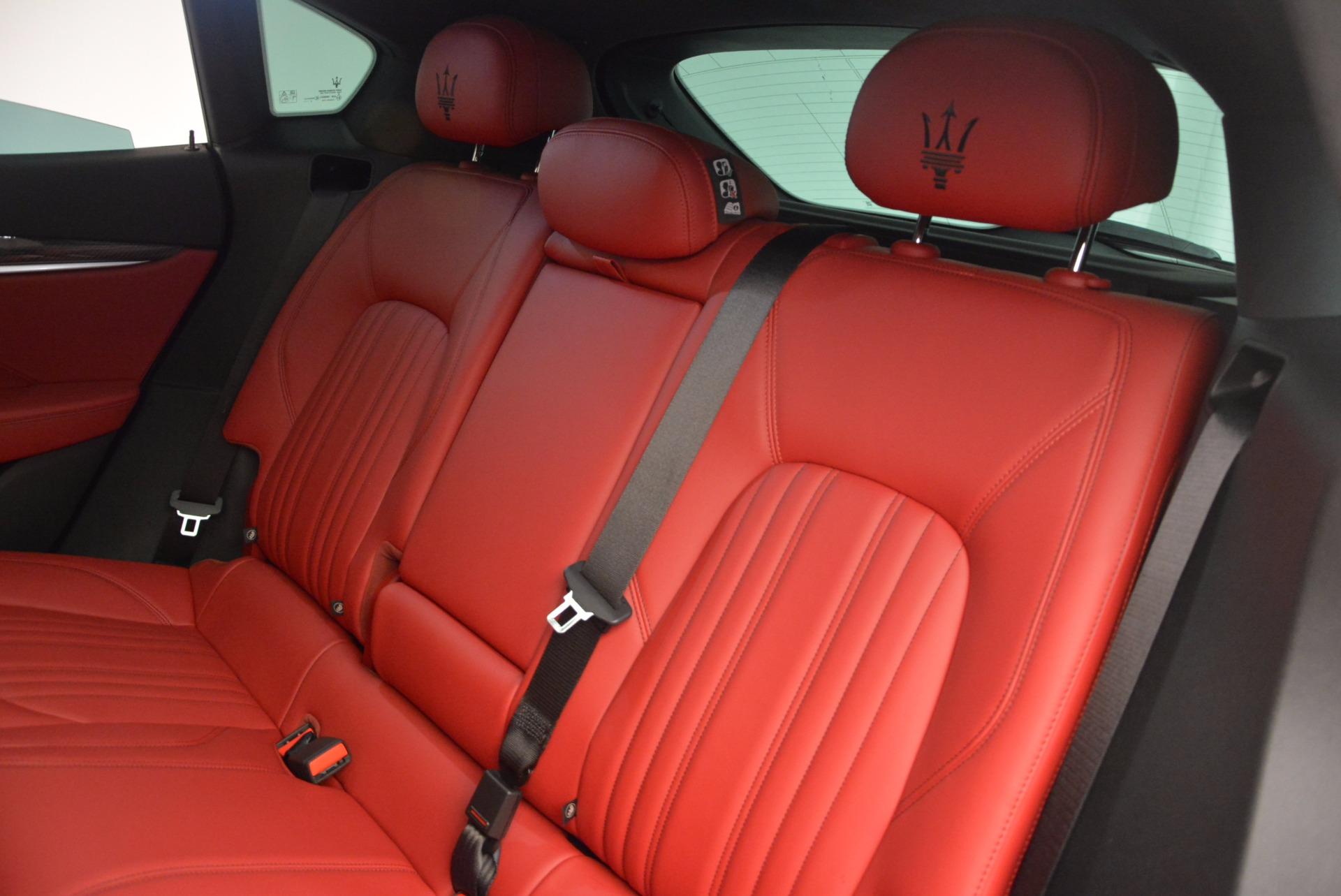 New 2017 Maserati Levante S For Sale In Greenwich, CT 918_p22