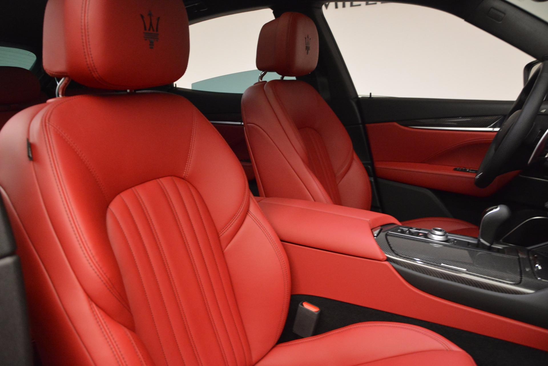 New 2017 Maserati Levante S For Sale In Greenwich, CT 918_p23