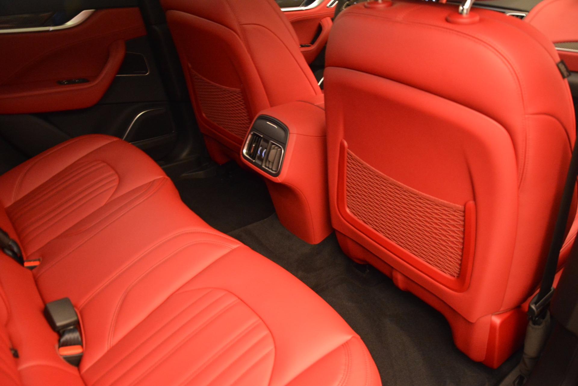 New 2017 Maserati Levante S For Sale In Greenwich, CT 918_p24