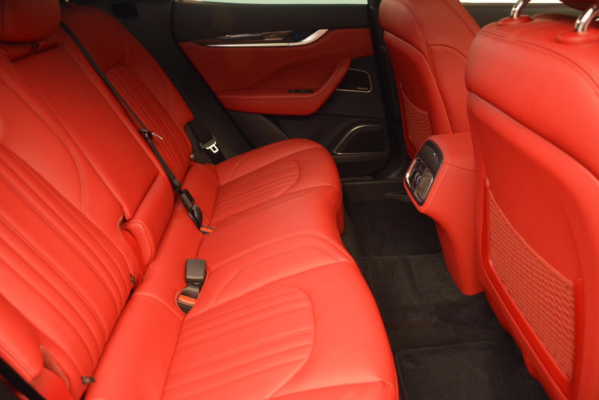 New 2017 Maserati Levante S For Sale In Greenwich, CT 918_p25
