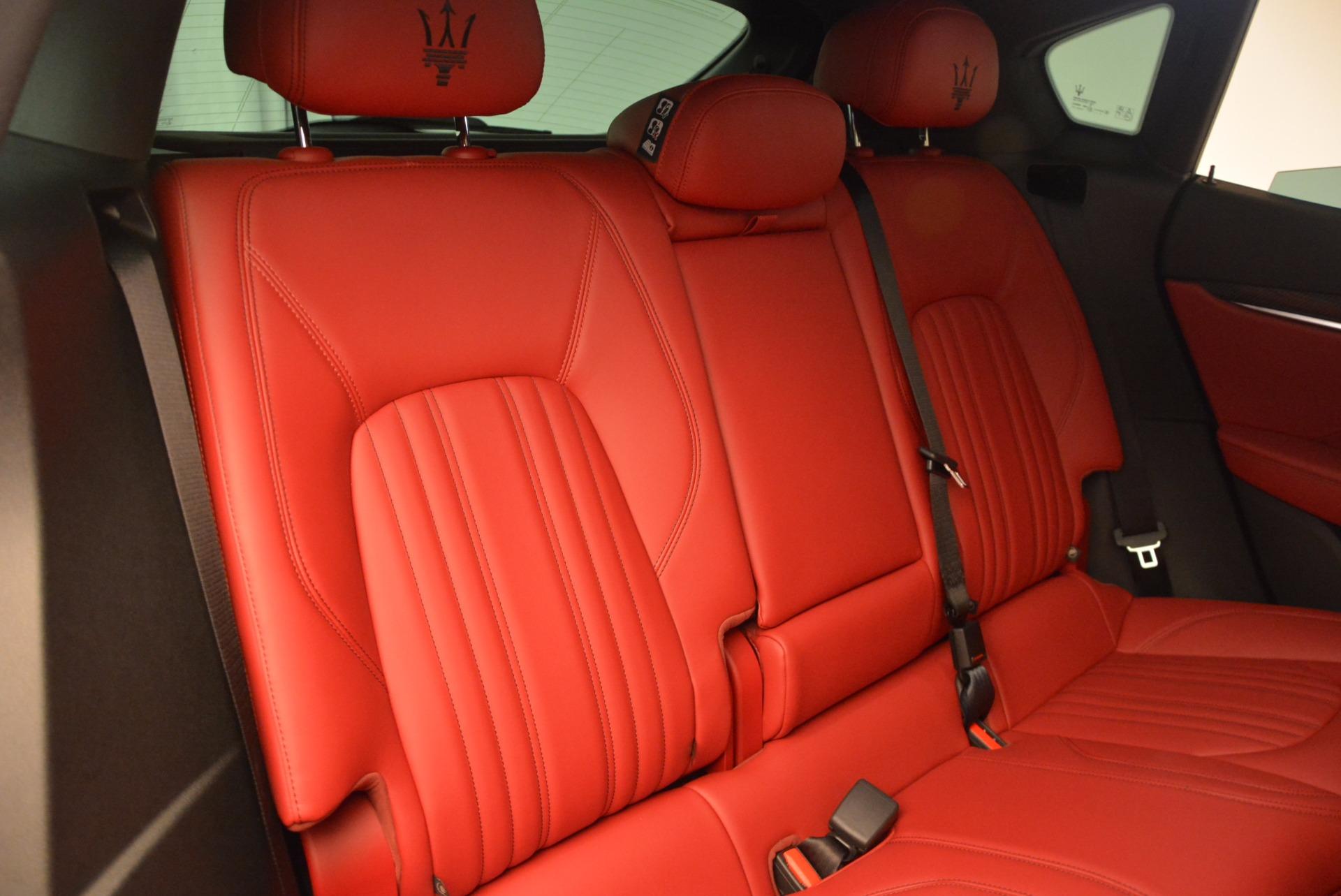 New 2017 Maserati Levante S For Sale In Greenwich, CT 918_p26
