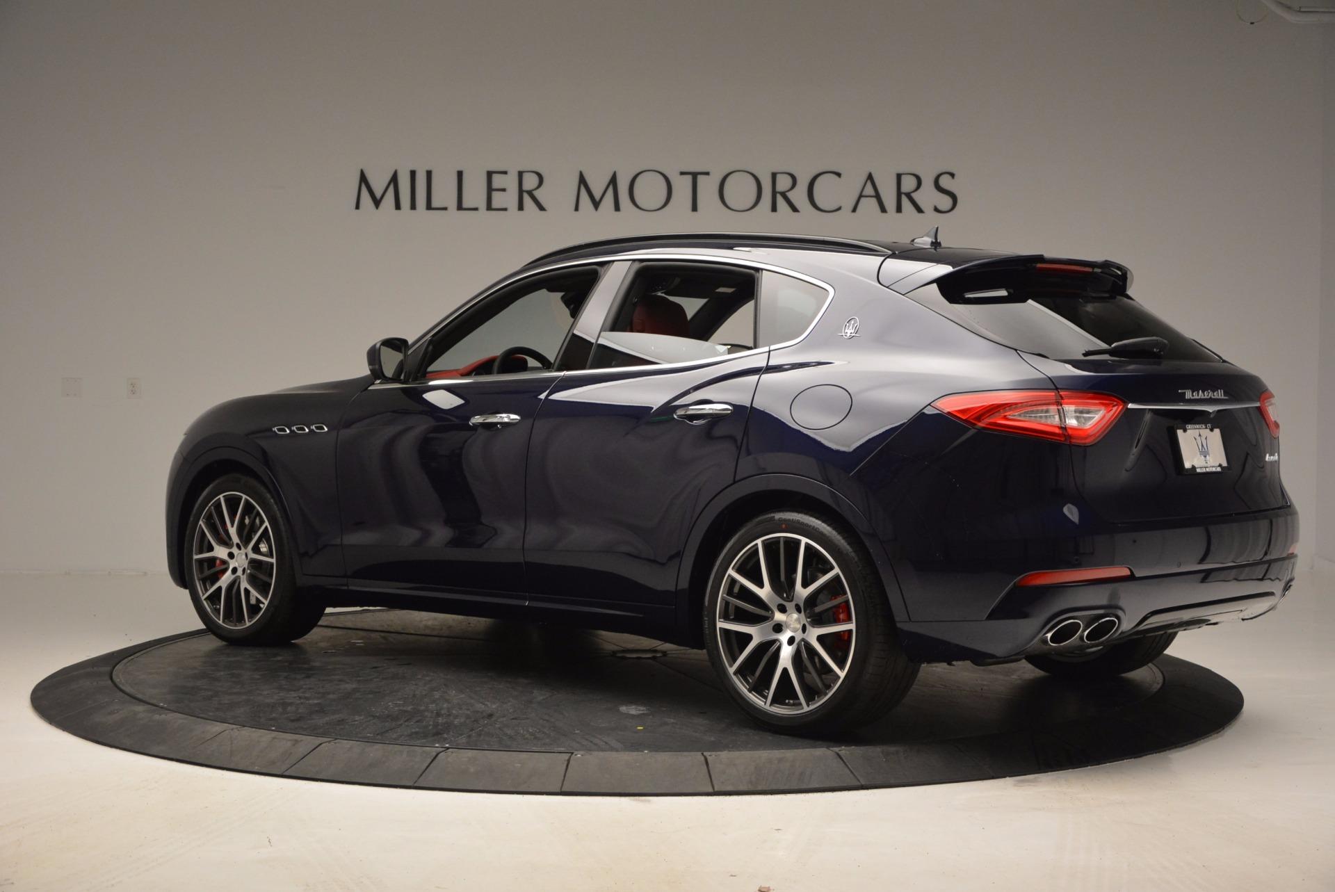 New 2017 Maserati Levante S For Sale In Greenwich, CT 918_p4