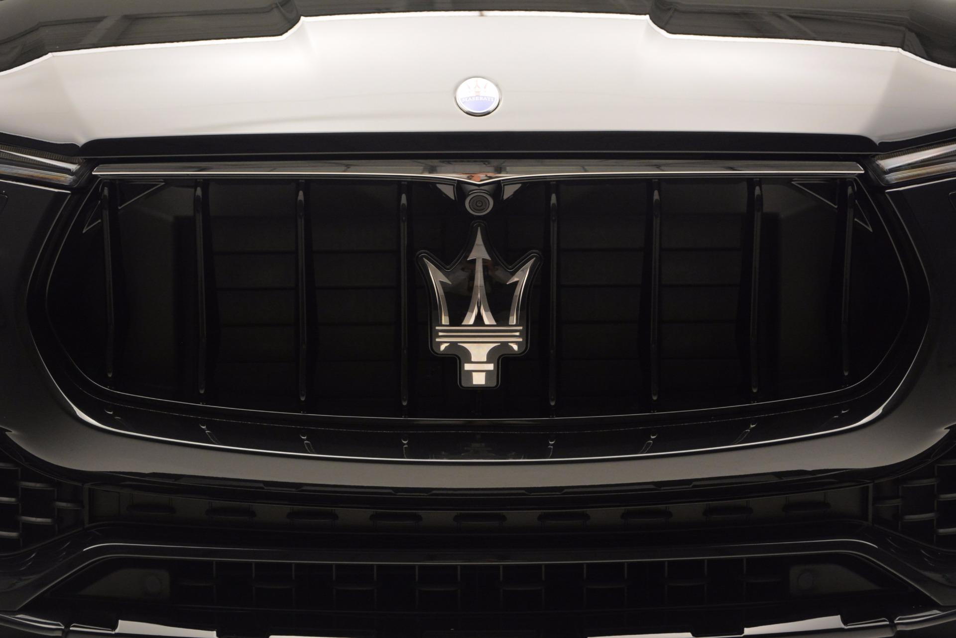 New 2017 Maserati Levante S For Sale In Greenwich, CT 919_p15