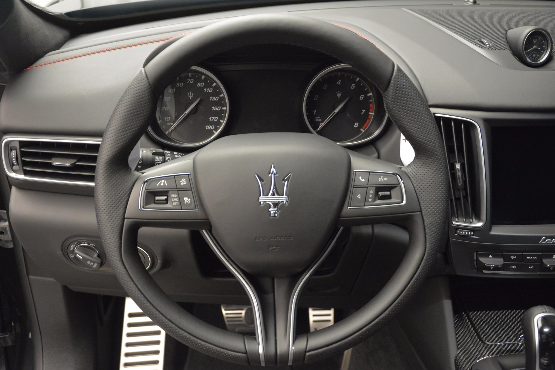 New 2017 Maserati Levante S For Sale In Greenwich, CT 919_p22