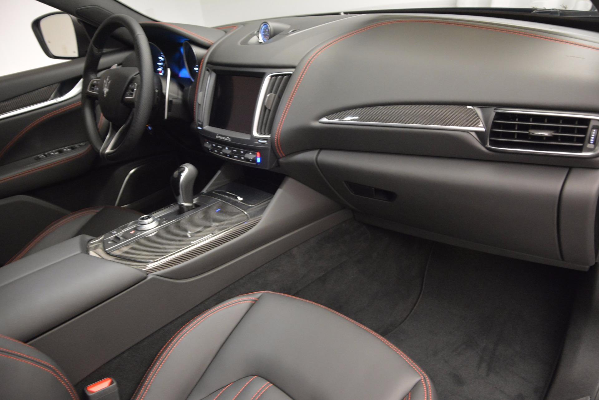 New 2017 Maserati Levante S For Sale In Greenwich, CT 919_p29