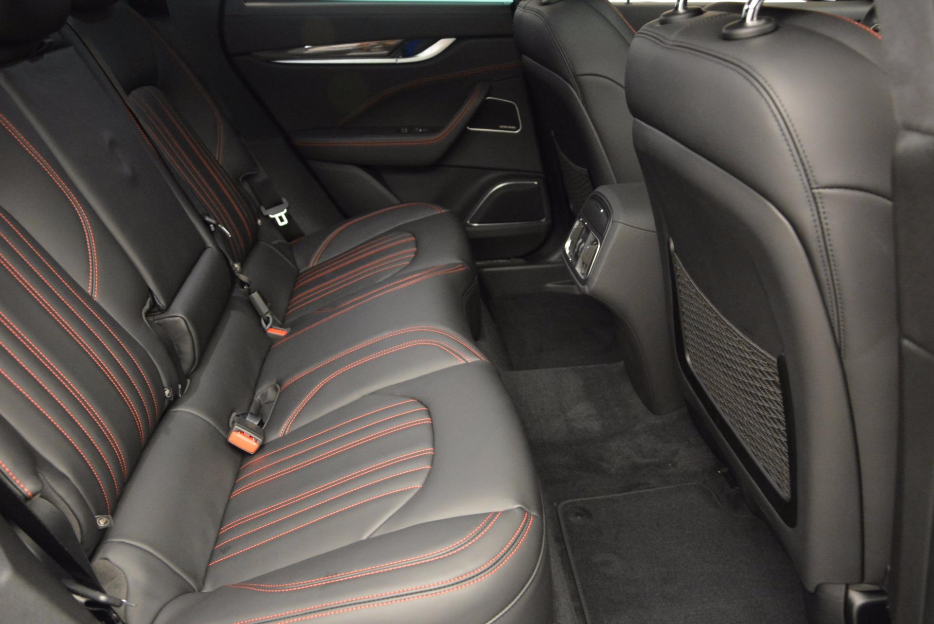 New 2017 Maserati Levante S For Sale In Greenwich, CT 919_p33