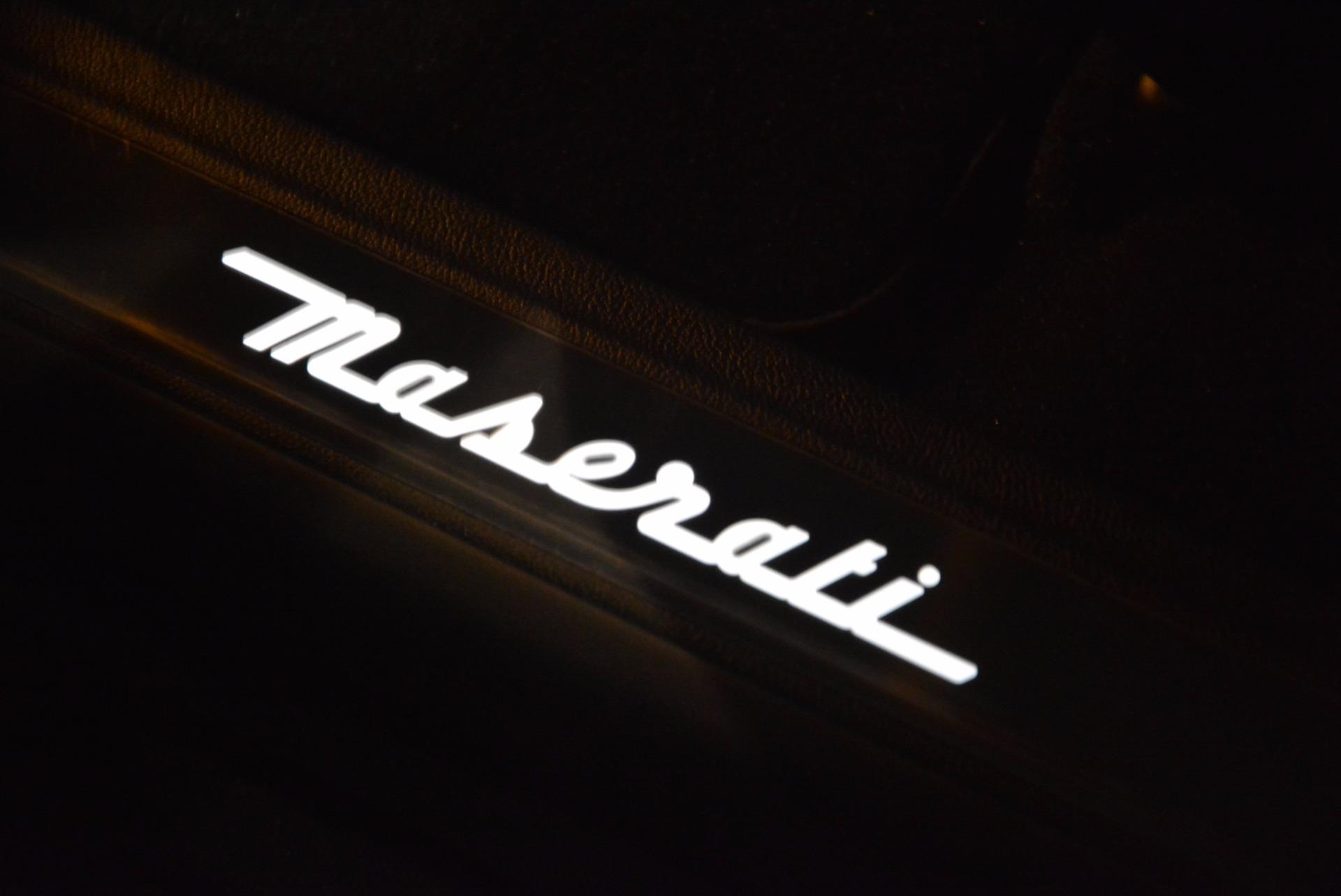 New 2017 Maserati Levante S For Sale In Greenwich, CT 919_p36