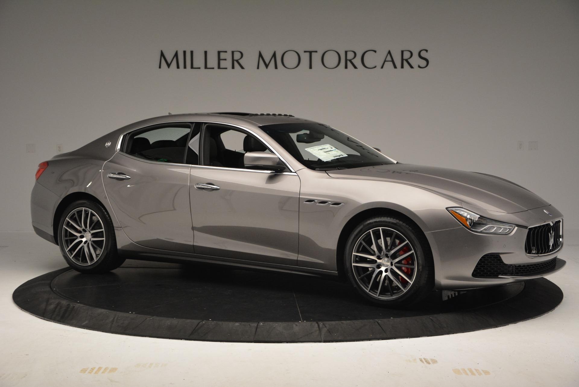 New 2017 Maserati Ghibli S Q4 For Sale In Greenwich, CT 920_p10