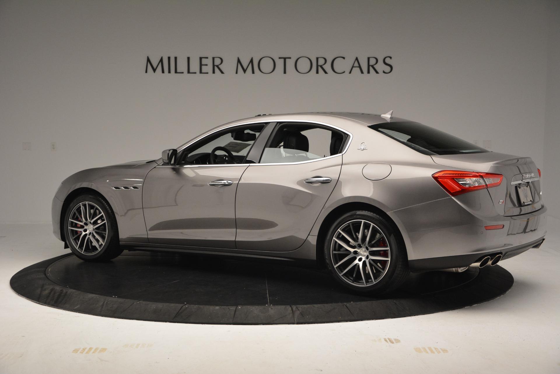 New 2017 Maserati Ghibli S Q4 For Sale In Greenwich, CT 920_p4