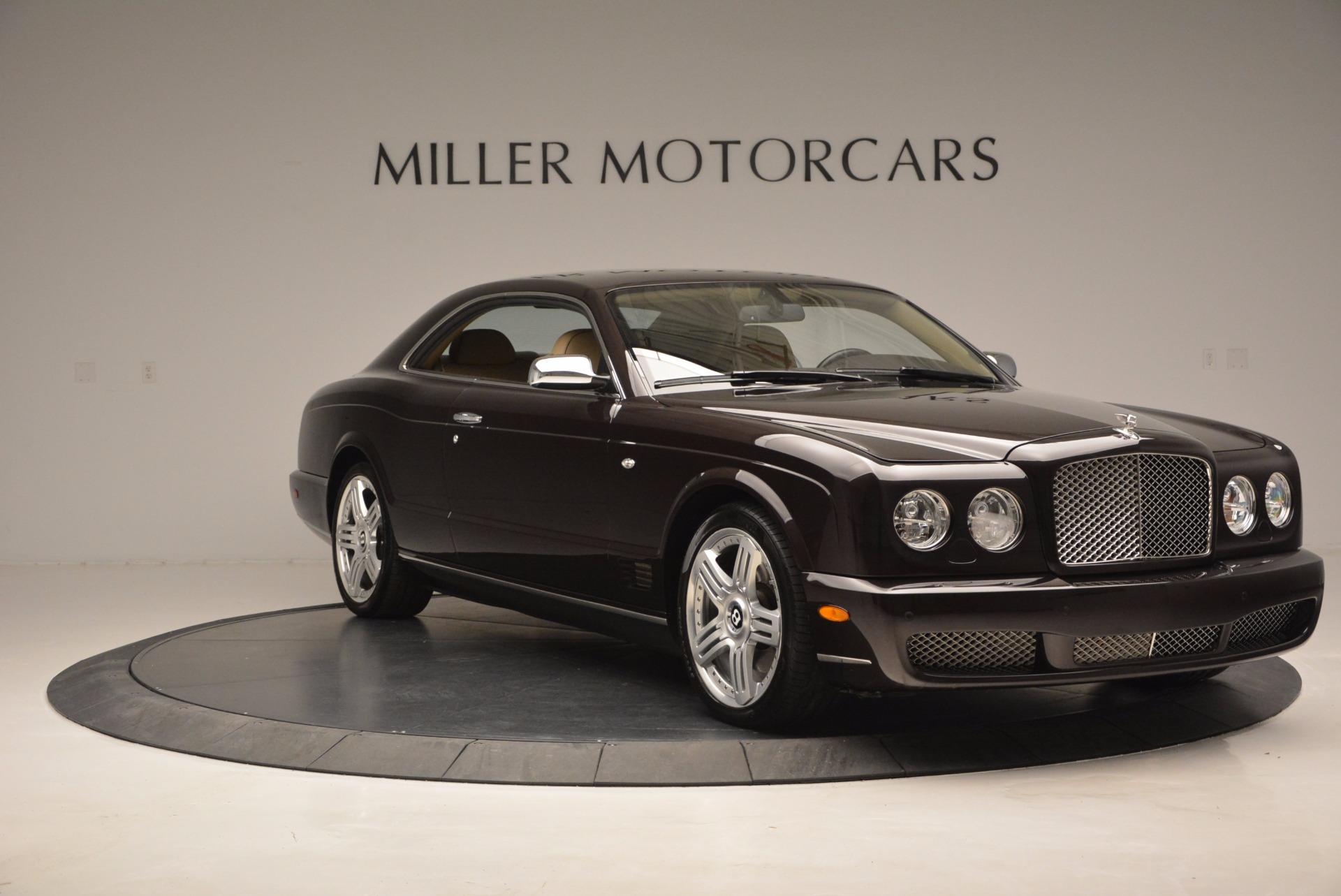 Used 2009 Bentley Brooklands  For Sale In Greenwich, CT 925_p11