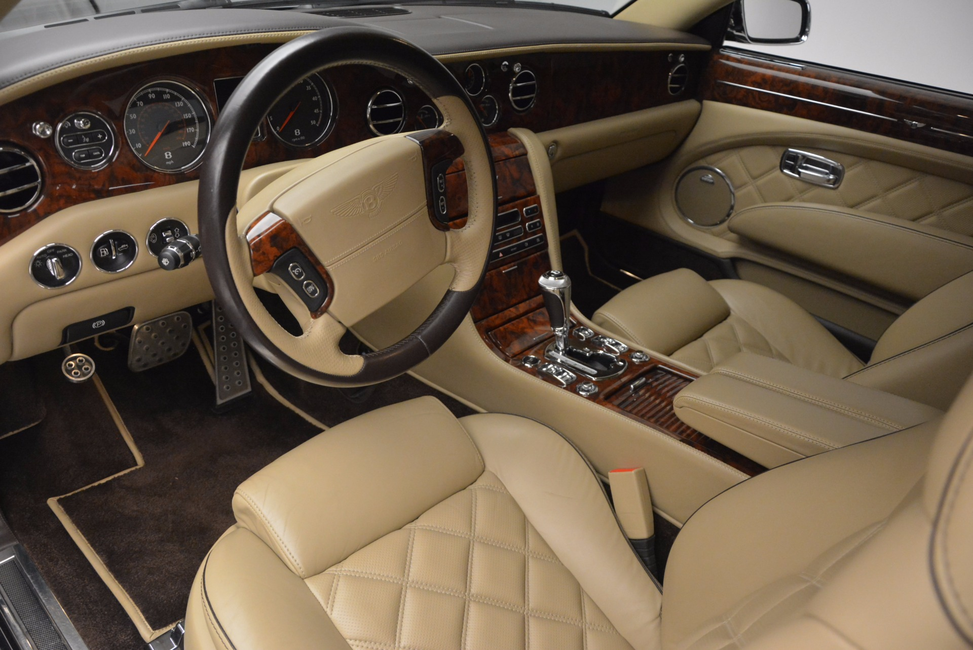 Used 2009 Bentley Brooklands  For Sale In Greenwich, CT 925_p23