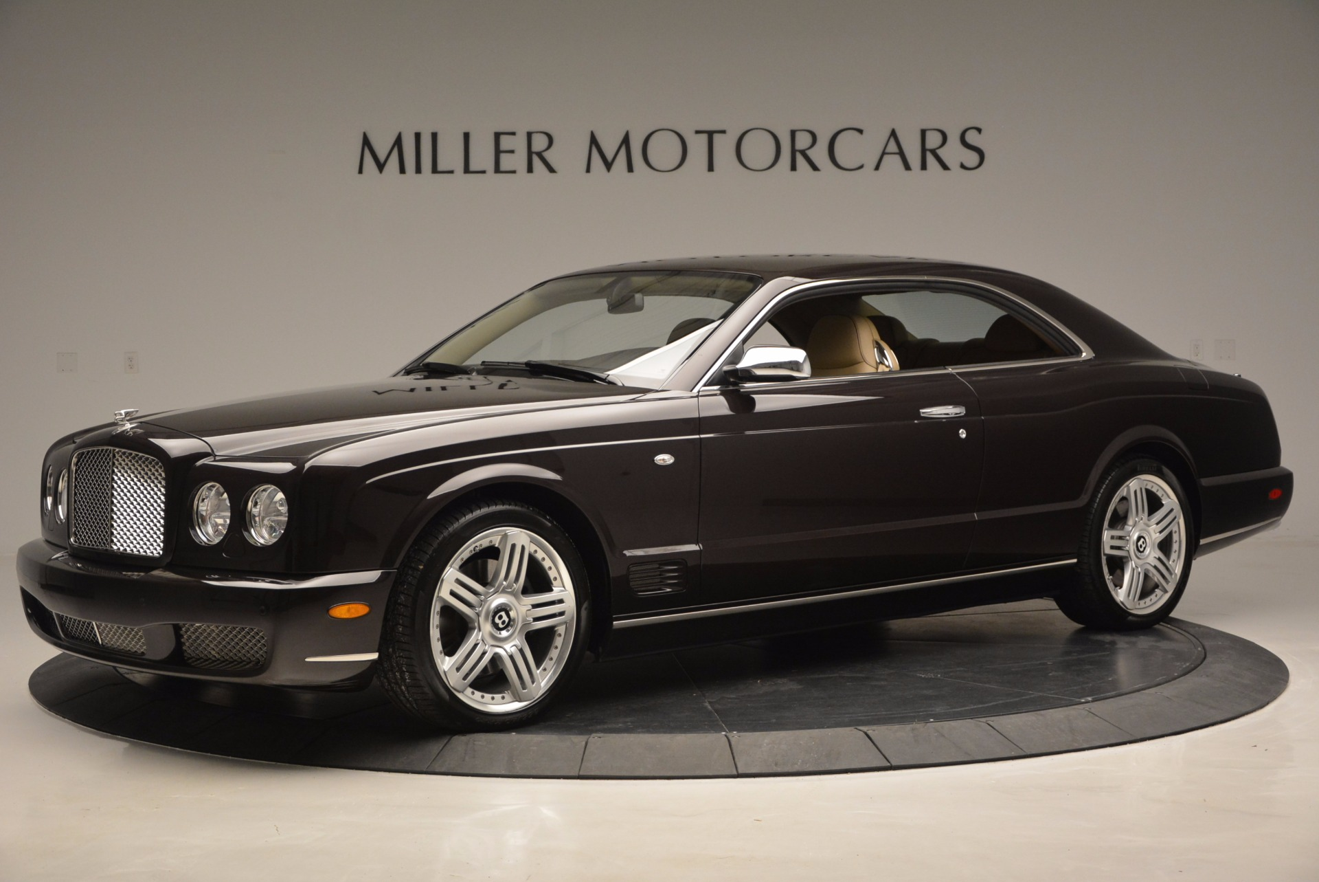 Used 2009 Bentley Brooklands  For Sale In Greenwich, CT 925_p2