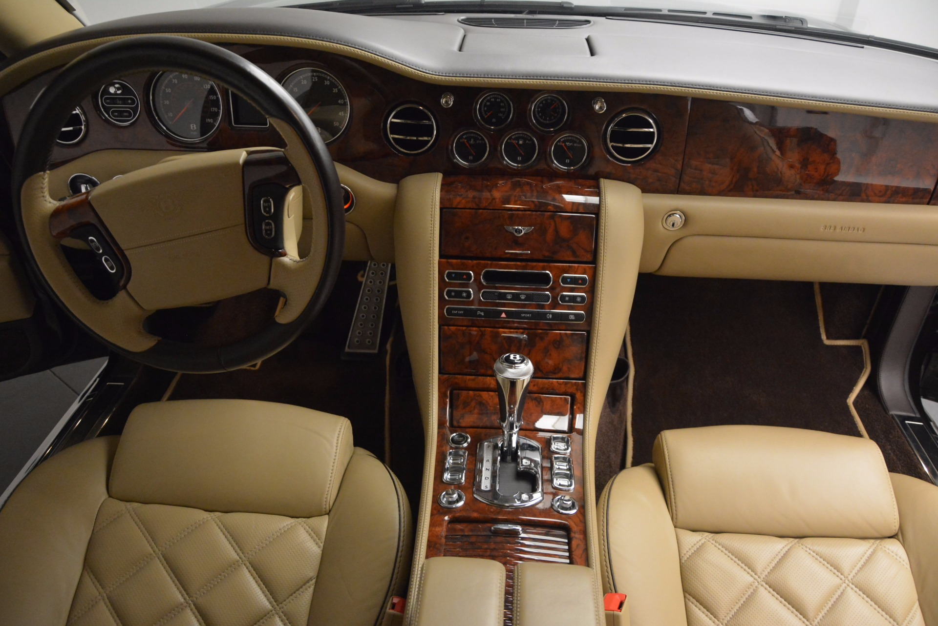 Used 2009 Bentley Brooklands  For Sale In Greenwich, CT 925_p38