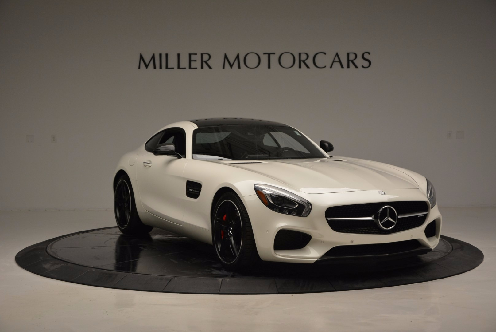 Used 2016 Mercedes Benz AMG GT S For Sale In Greenwich, CT 926_p11