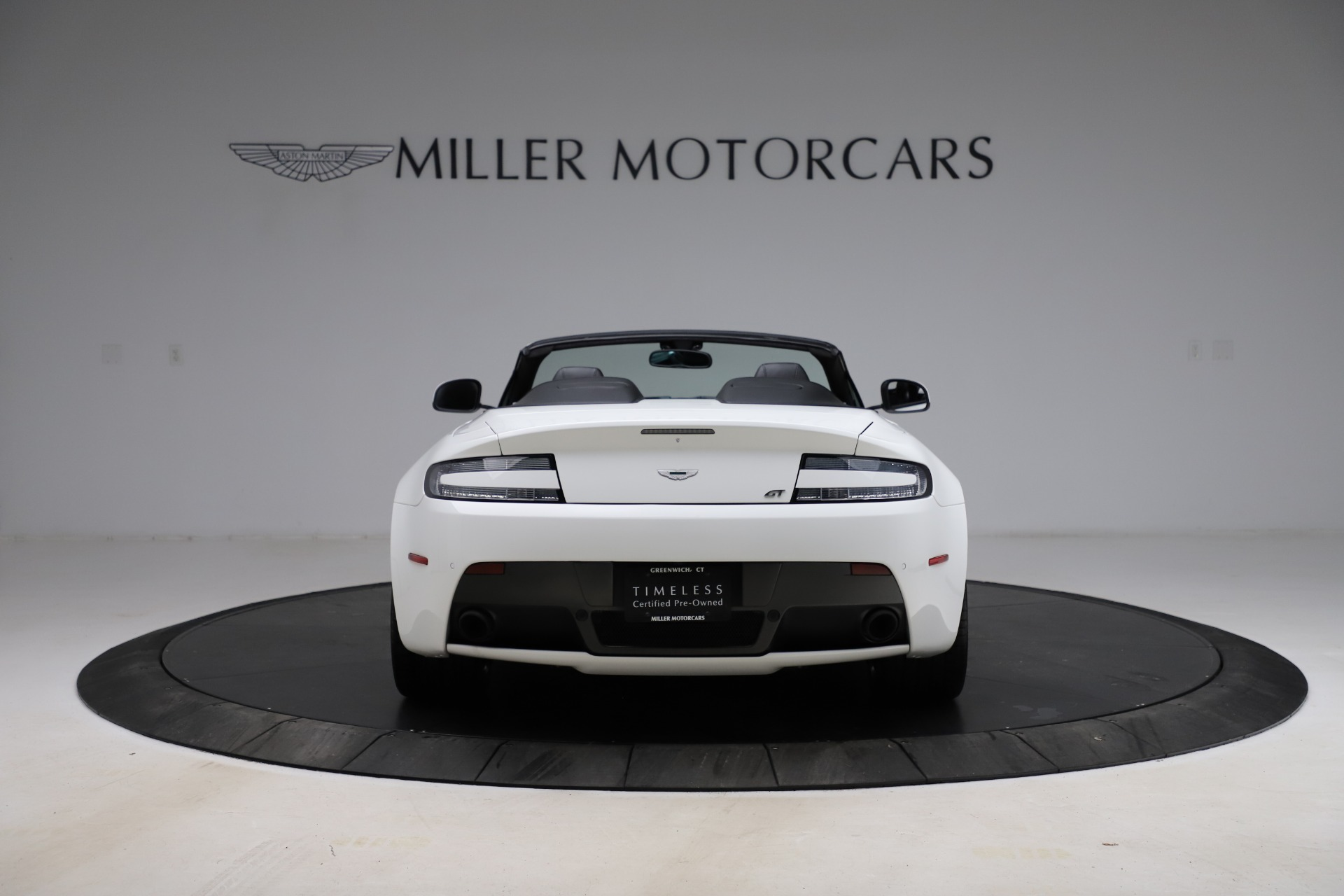New 2015 Aston Martin Vantage GT GT Roadster For Sale In Greenwich, CT 93_p5
