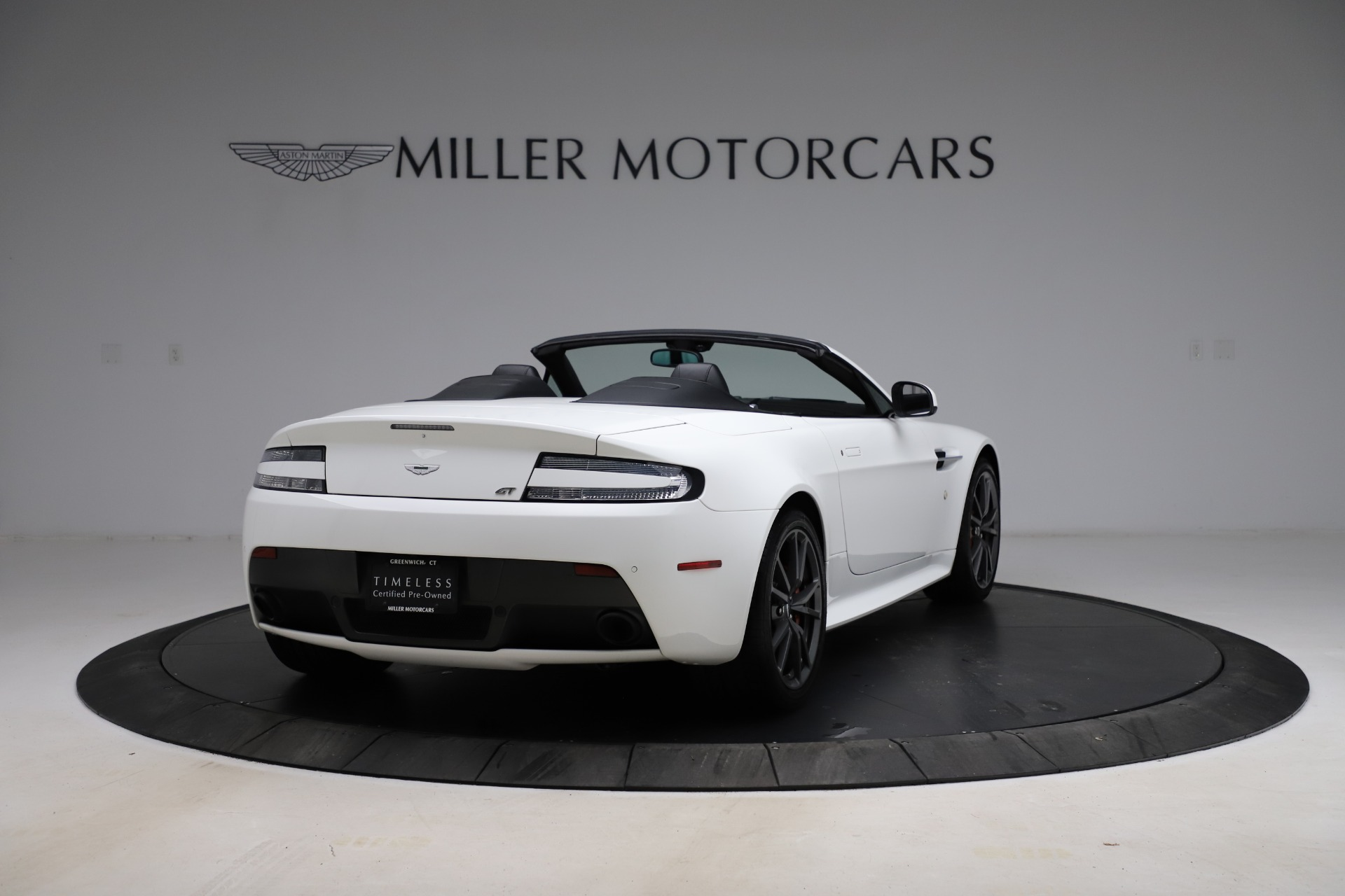 New 2015 Aston Martin Vantage GT GT Roadster For Sale In Greenwich, CT 93_p6