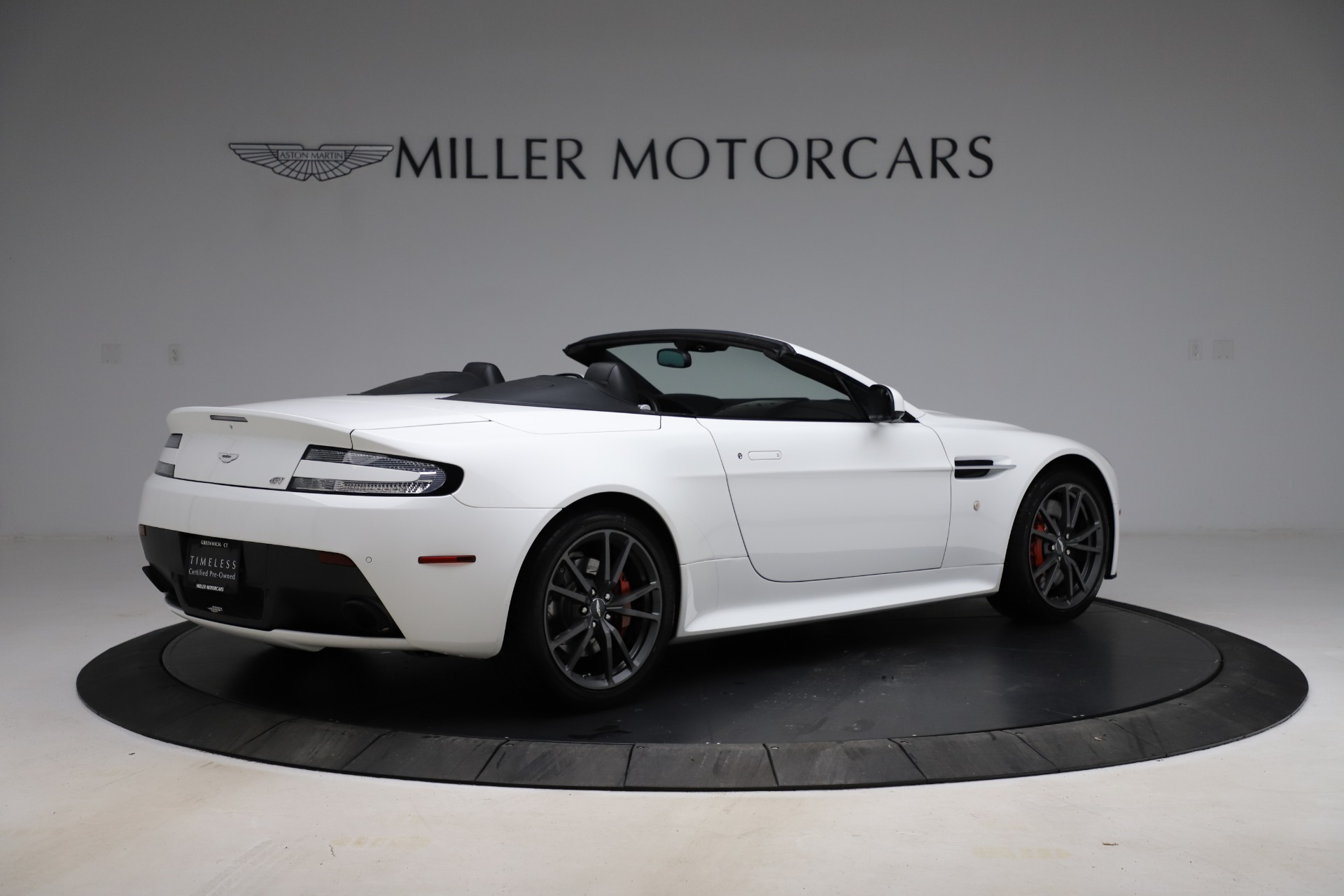 New 2015 Aston Martin Vantage GT GT Roadster For Sale In Greenwich, CT 93_p7