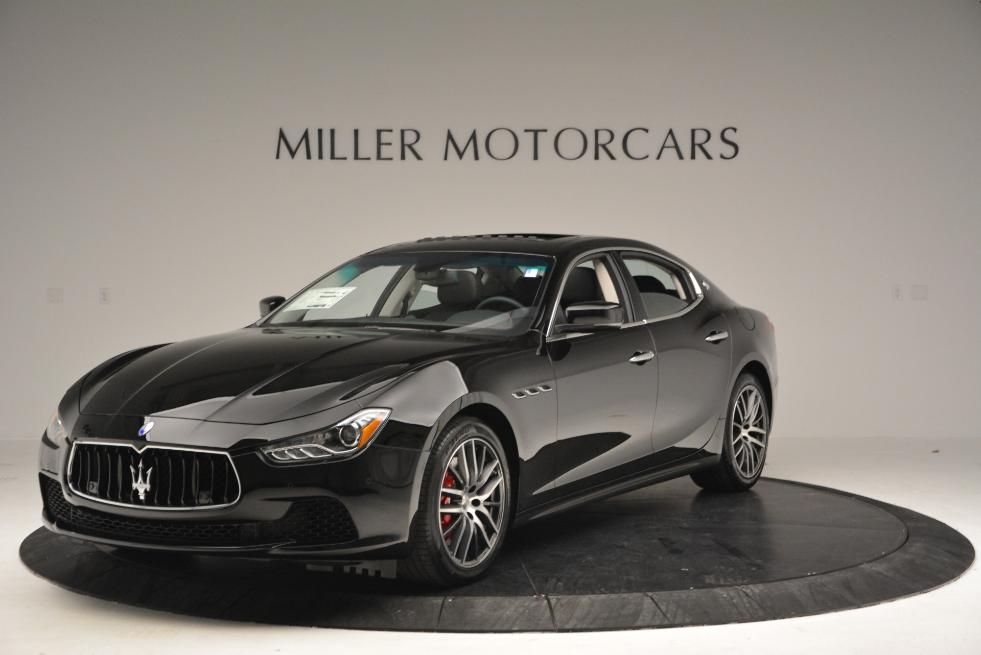 New 2017 Maserati Ghibli S Q4 For Sale In Greenwich, CT 934_main